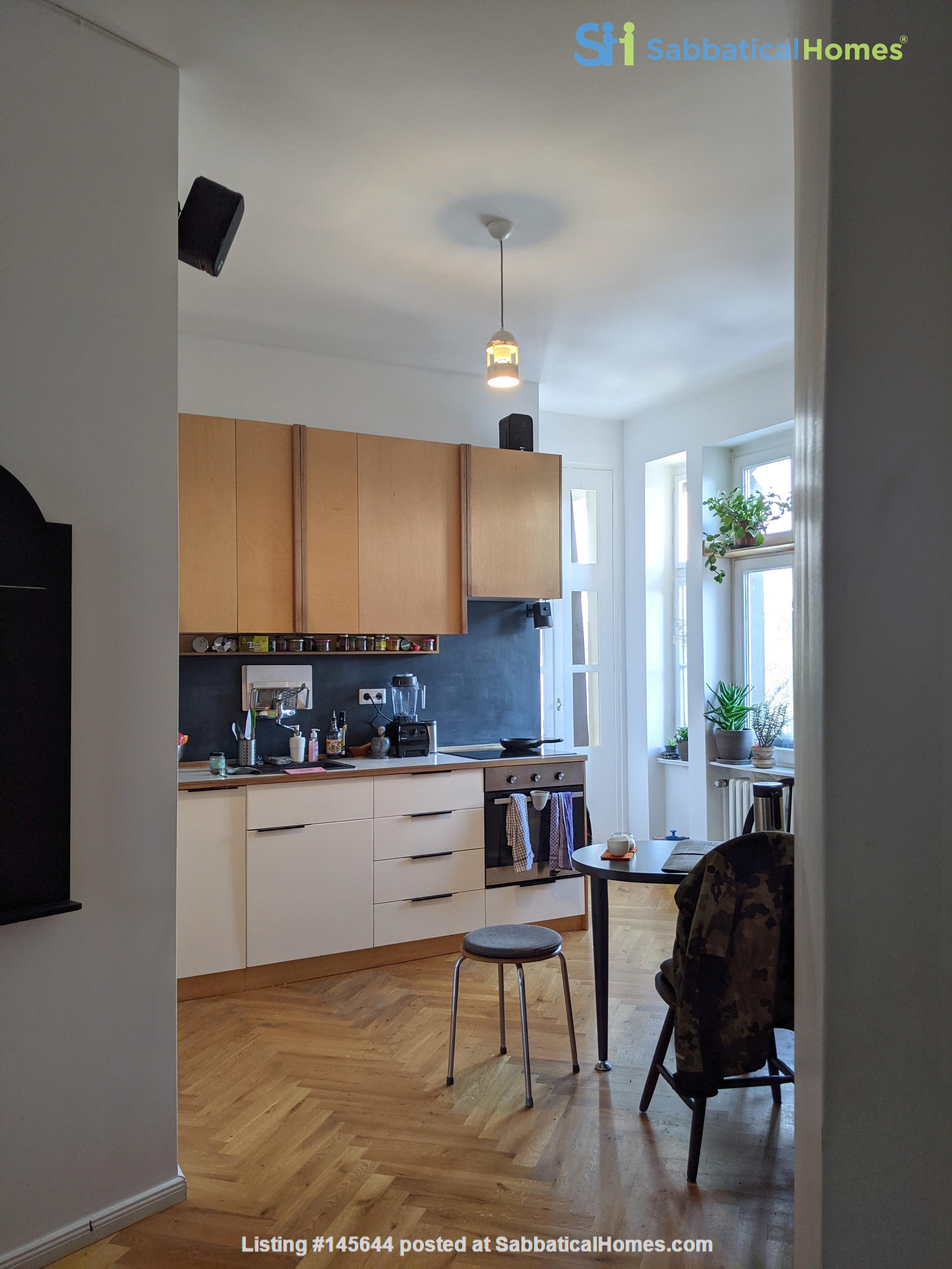 September-November: Your Brooklyn NYC for my Berlin Wedding-Mitte Home Exchange in Berlin, Berlin, Germany 4