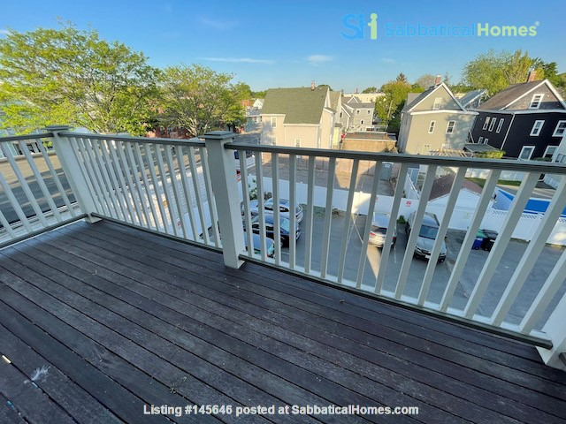 Renovated home close to Tufts & Harvard Home Rental in Somerville, Massachusetts, United States 9