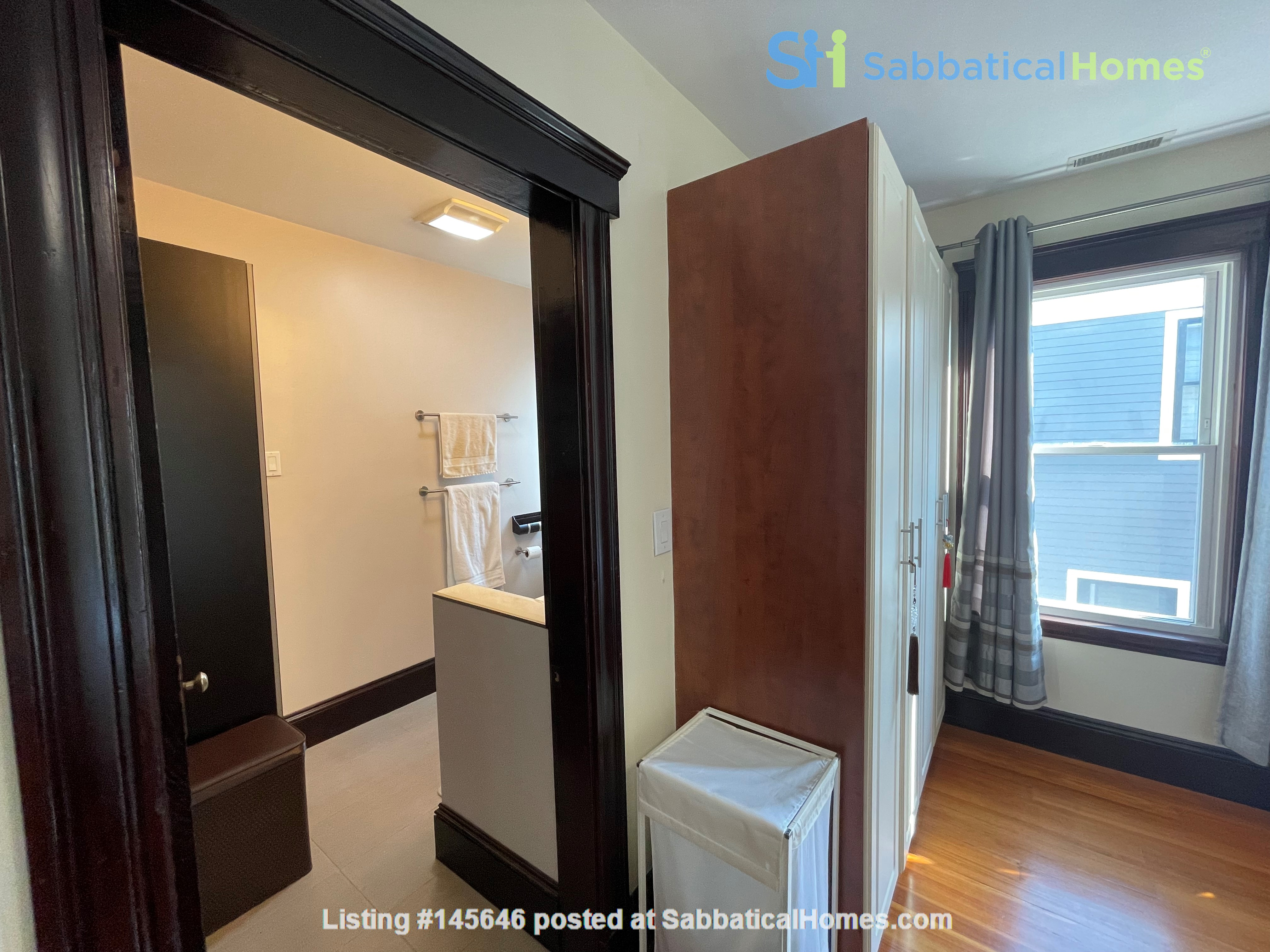 Renovated home close to Tufts & Harvard Home Rental in Somerville, Massachusetts, United States 6