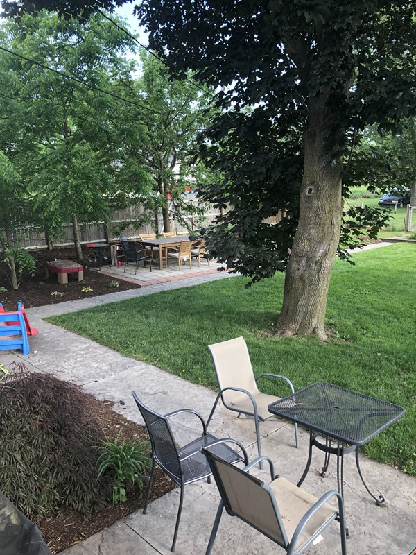 Pet-friendly farm house with a big yard with a patio and fire pit. Home Rental in Ann Arbor 1 - thumbnail