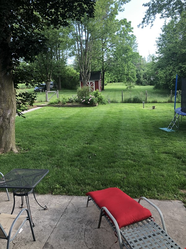 Pet-friendly farm house with a big yard with a patio and fire pit. Home Rental in Ann Arbor 0 - thumbnail