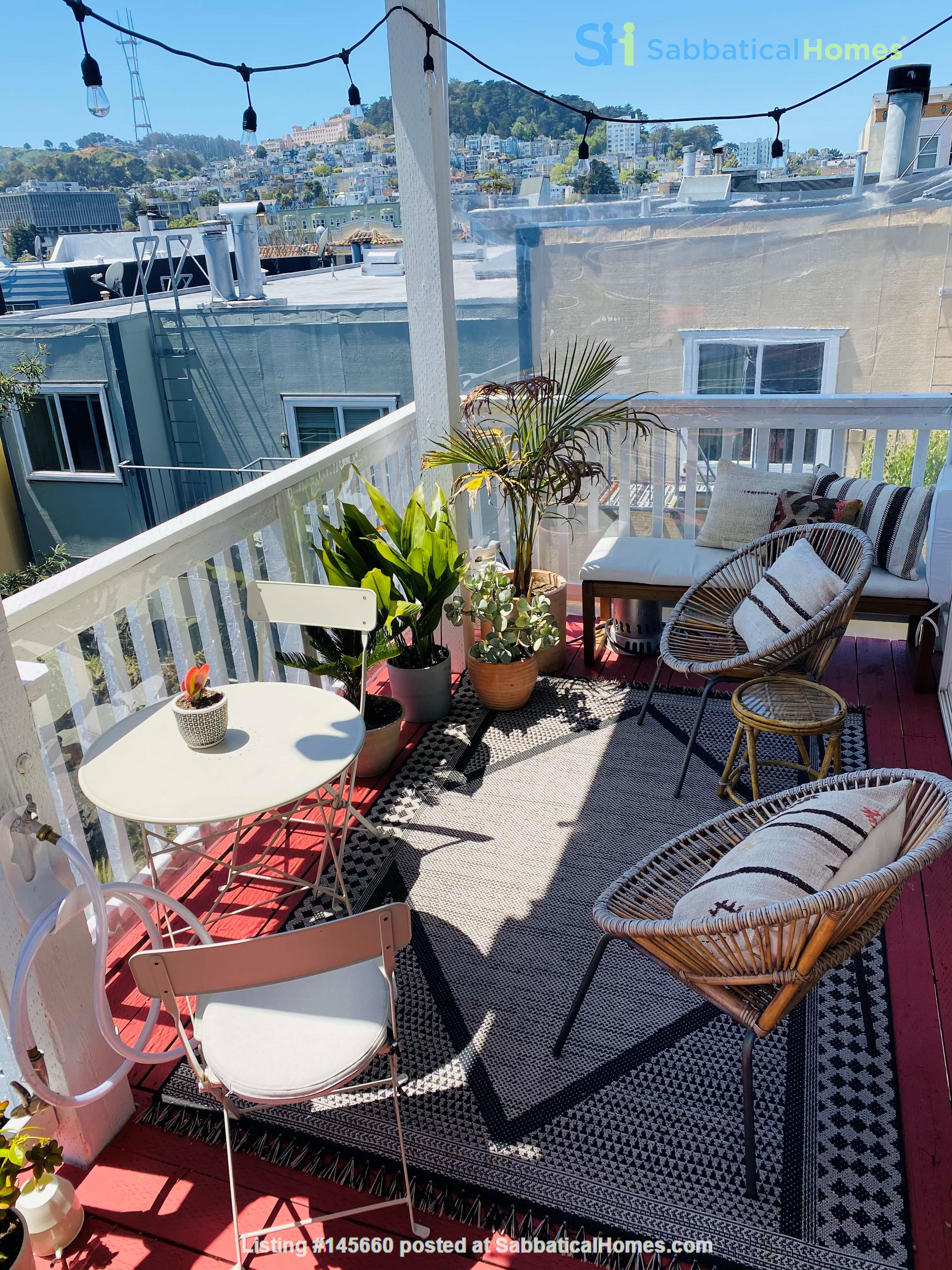 Room in Beautiful Lower Haight Victorian Home Rental in San Francisco, California, United States 0