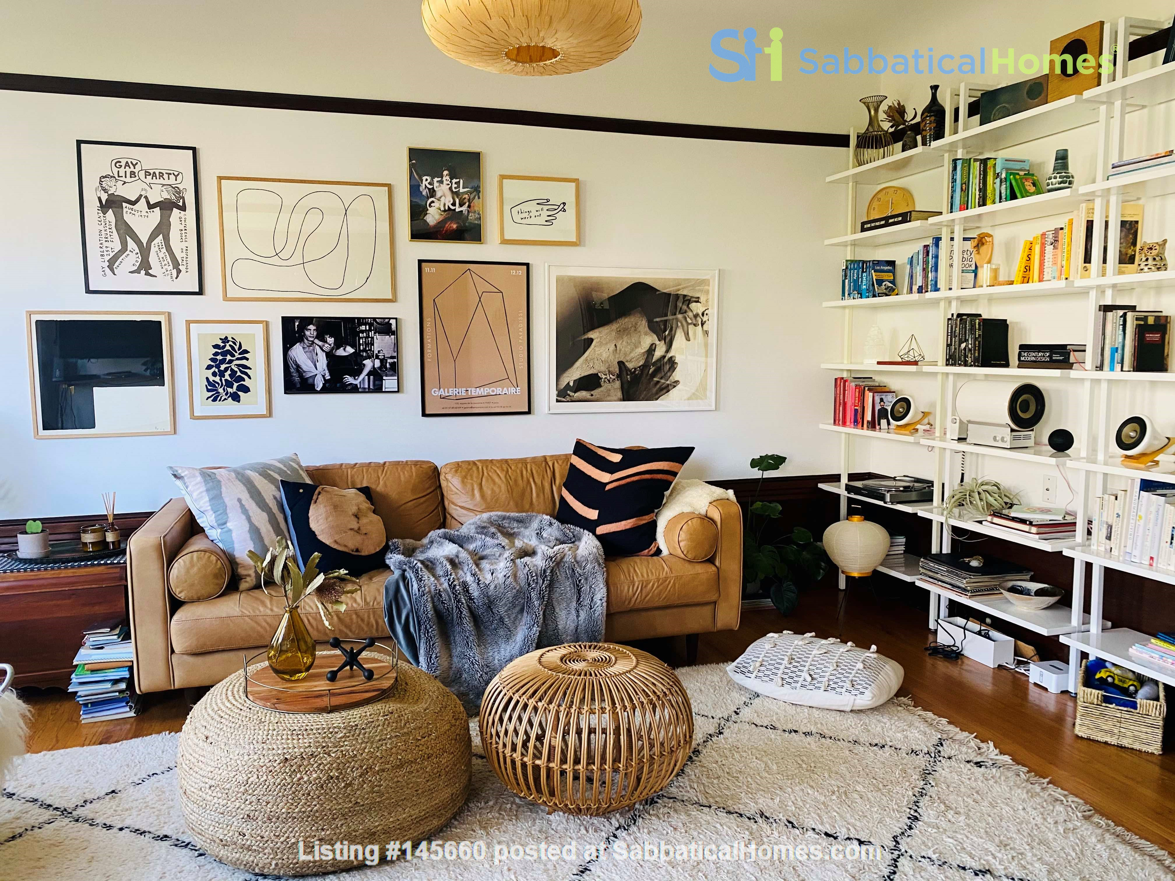 Room in Beautiful Lower Haight Victorian Home Rental in San Francisco, California, United States 1
