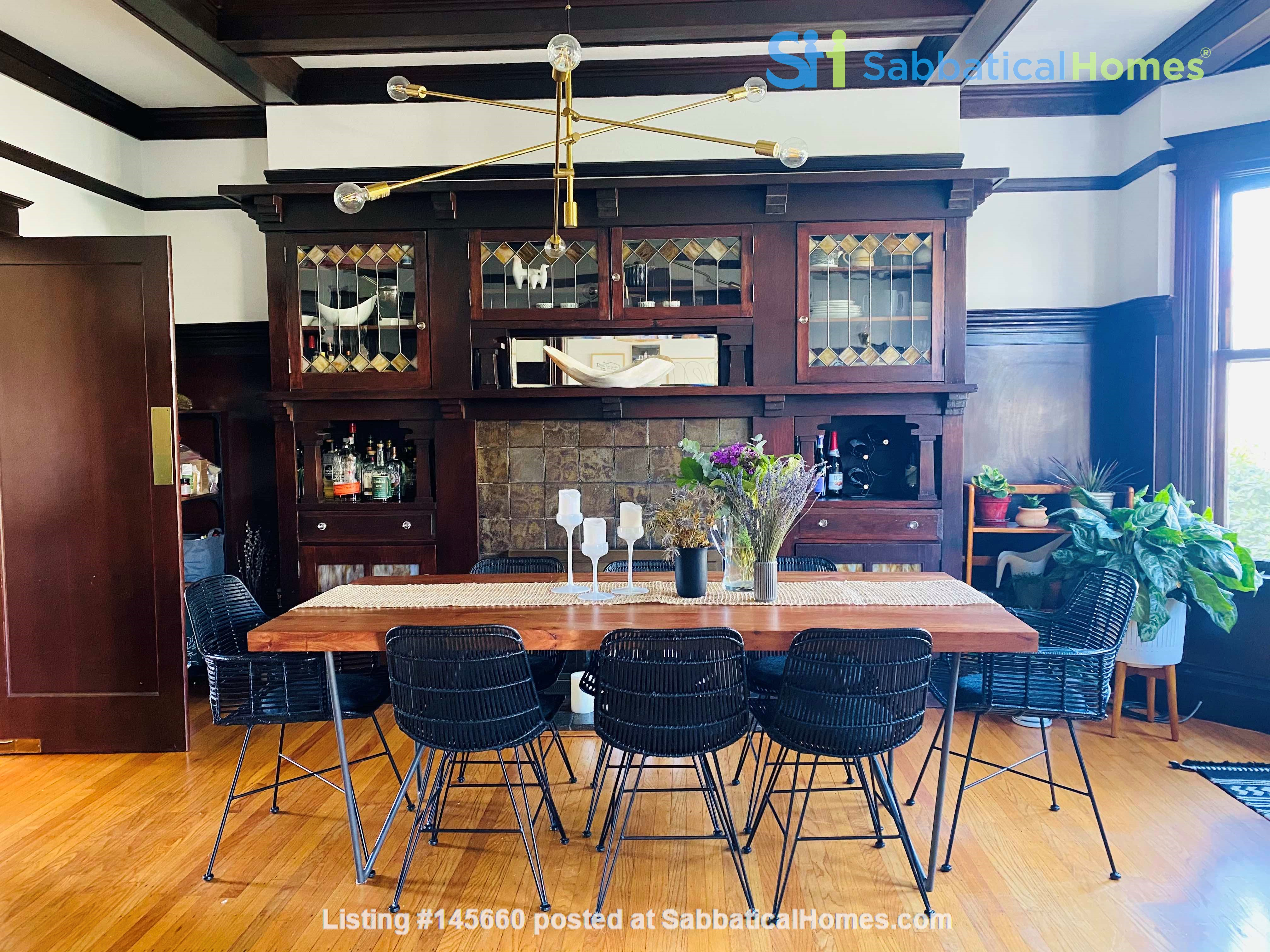 Room in Beautiful Lower Haight Victorian Home Rental in San Francisco, California, United States 7
