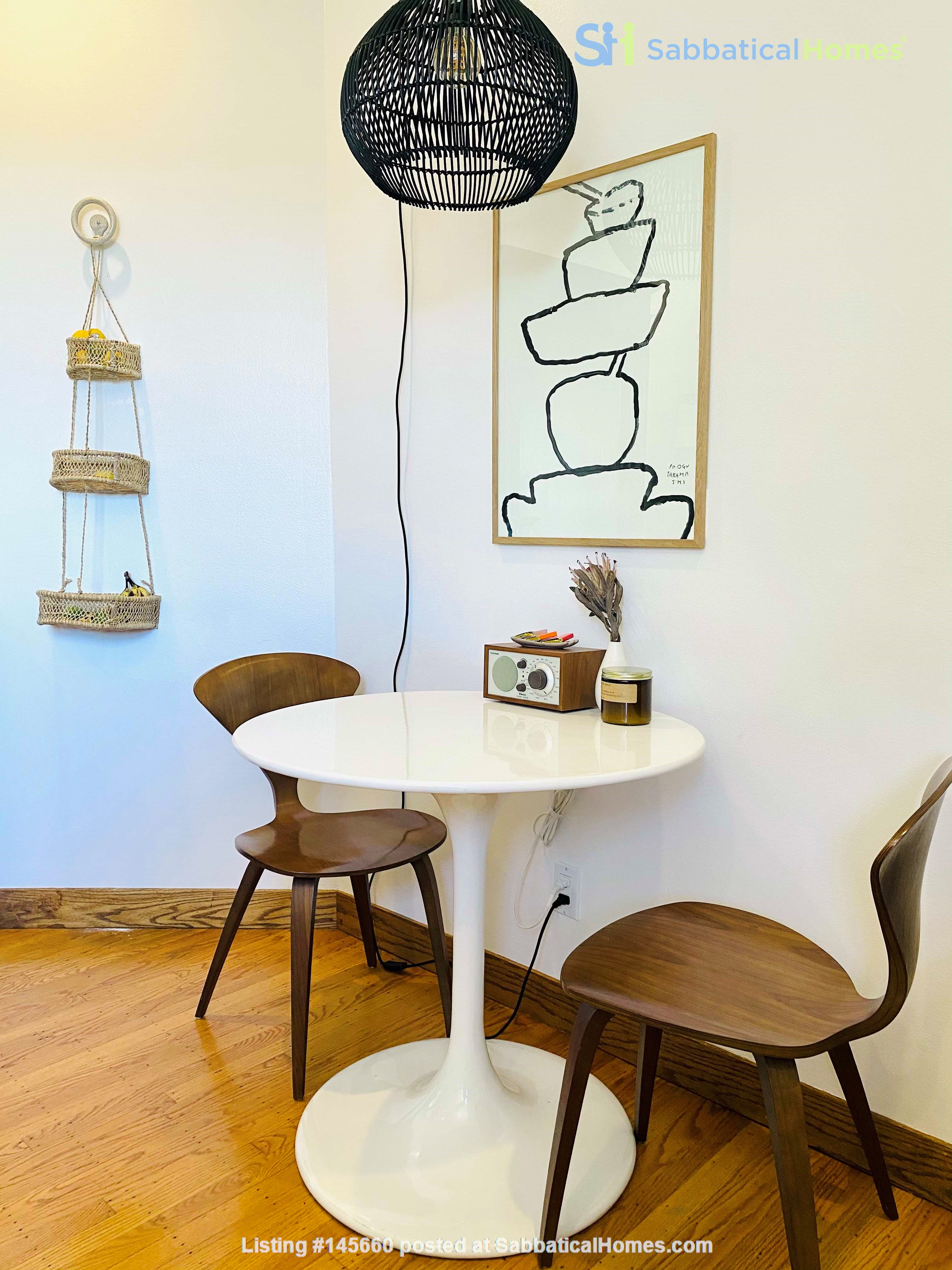 Room in Beautiful Lower Haight Victorian Home Rental in San Francisco, California, United States 6