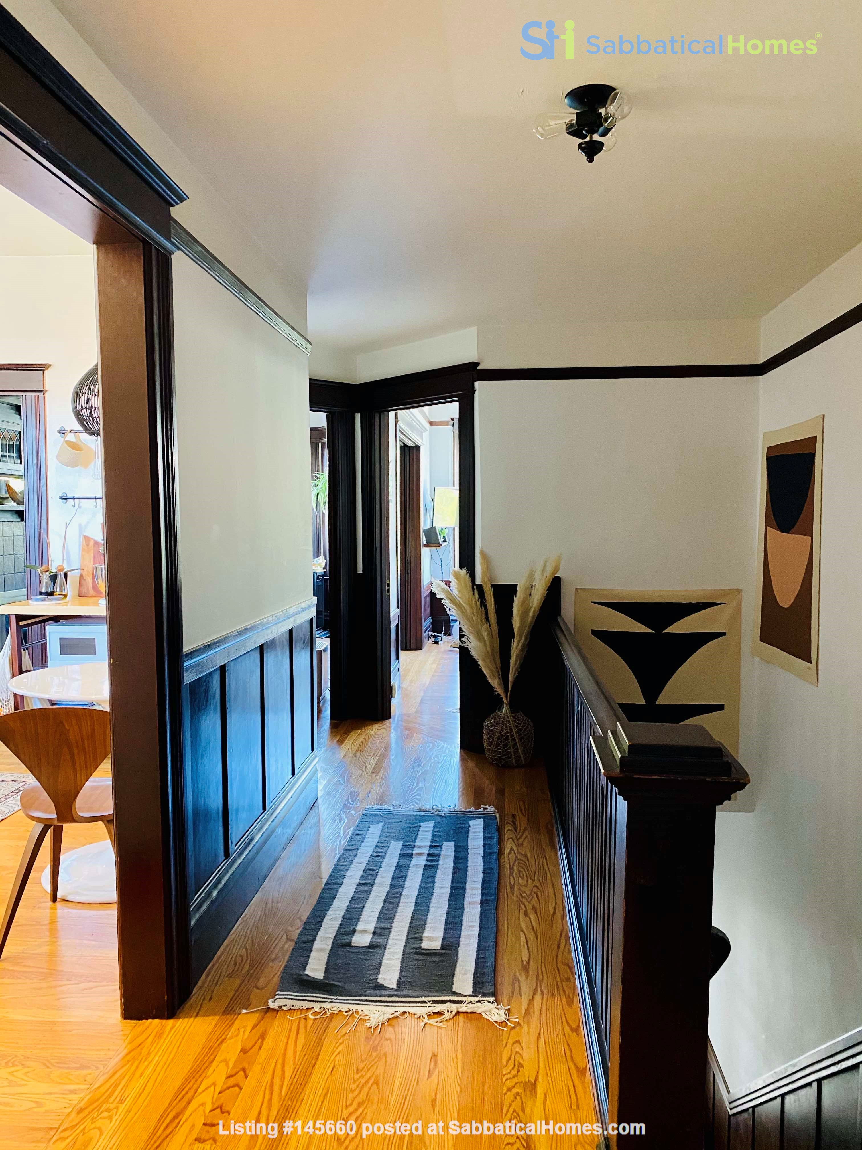 Room in Beautiful Lower Haight Victorian Home Rental in San Francisco, California, United States 4