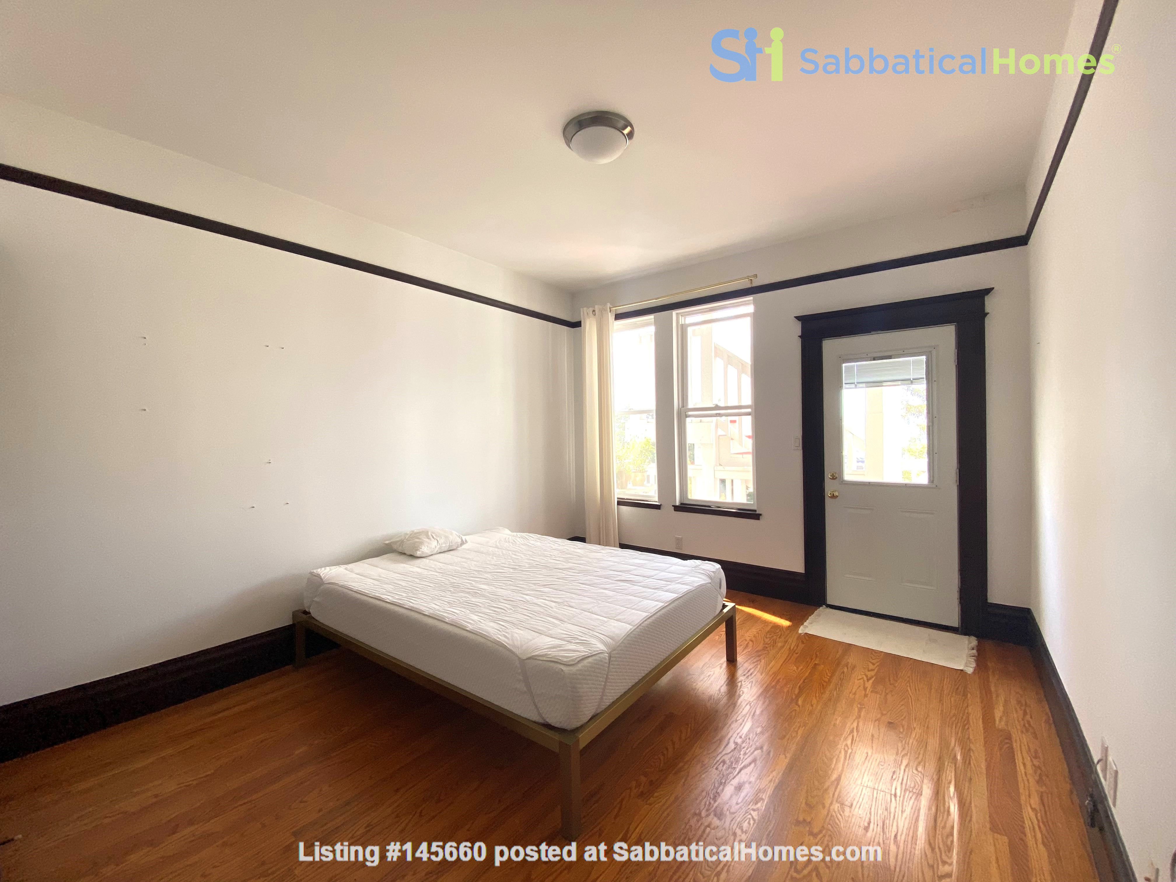 Room in Beautiful Lower Haight Victorian Home Rental in San Francisco, California, United States 2