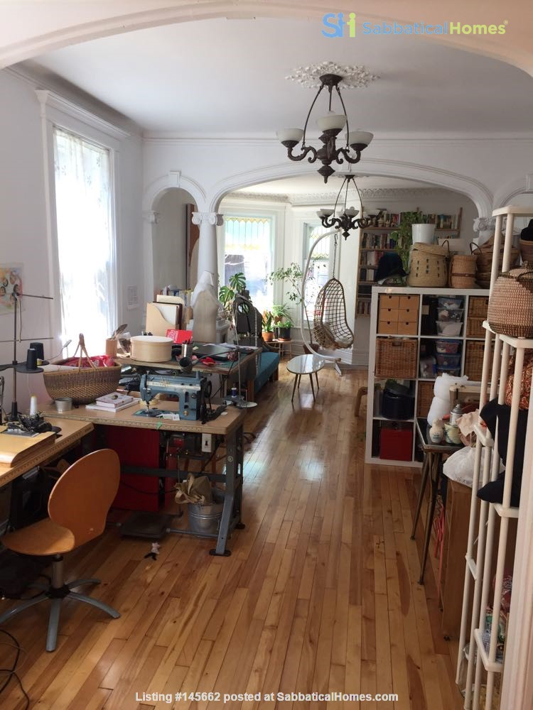 2 bedrooms in beautiful family home centrally located in Plateau Montreal Home Rental in Montreal, Quebec, Canada 4