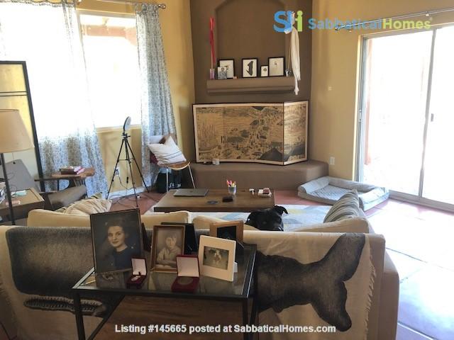 Roomy 2 bedroom 2 bath with beautiful garden. Home Rental in Tucson, Arizona, United States 6