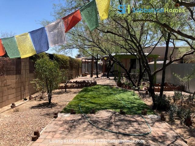 Roomy 2 bedroom 2 bath with beautiful garden. Home Rental in Tucson, Arizona, United States 7