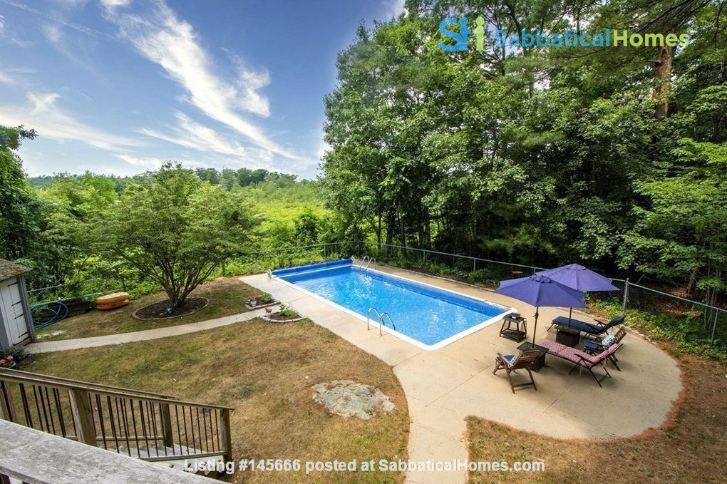 Looking for spacious retreat near forest, sea and Boston universities? Home Rental in Cohasset 0