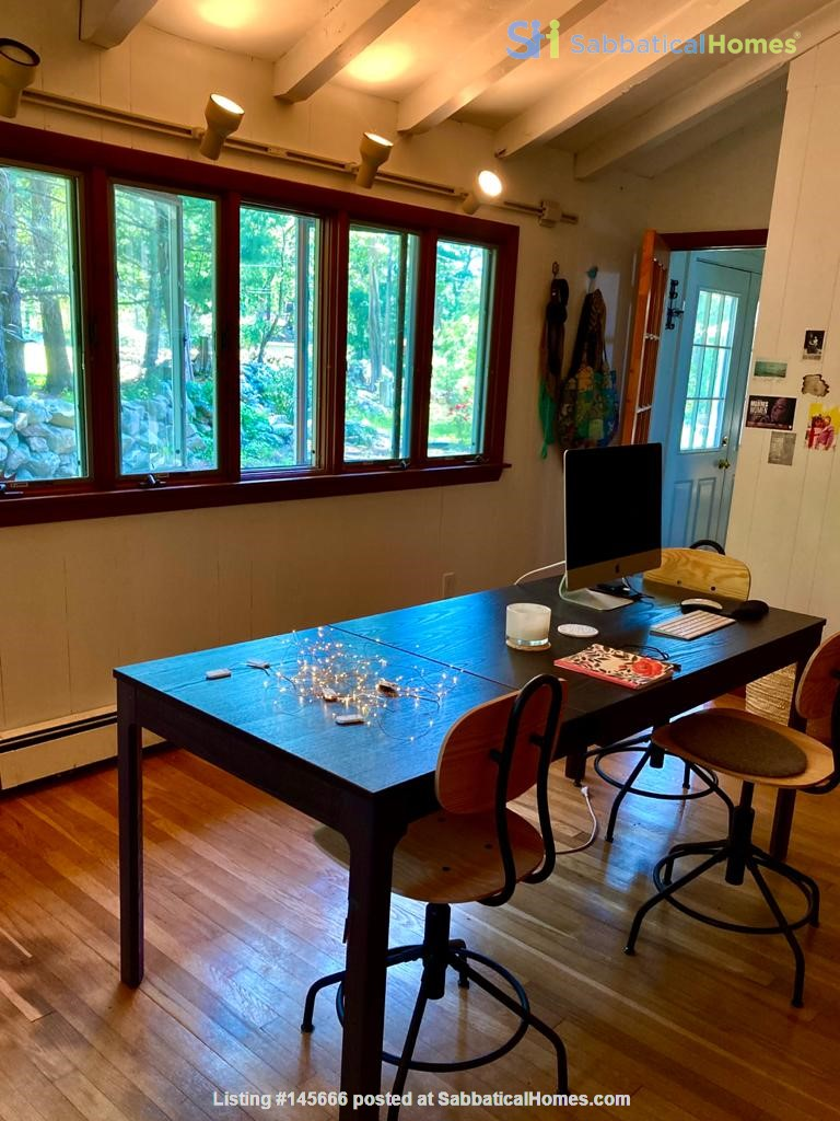 Looking for spacious retreat near forest, sea and Boston universities? Home Rental in Cohasset 8