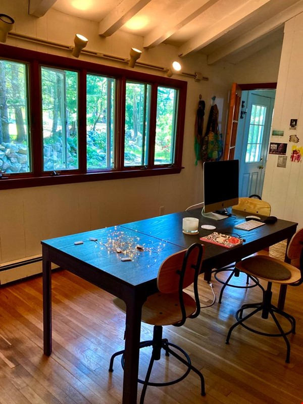 Looking for spacious retreat near forest, sea and Boston universities? Home Rental in Cohasset 8 - thumbnail