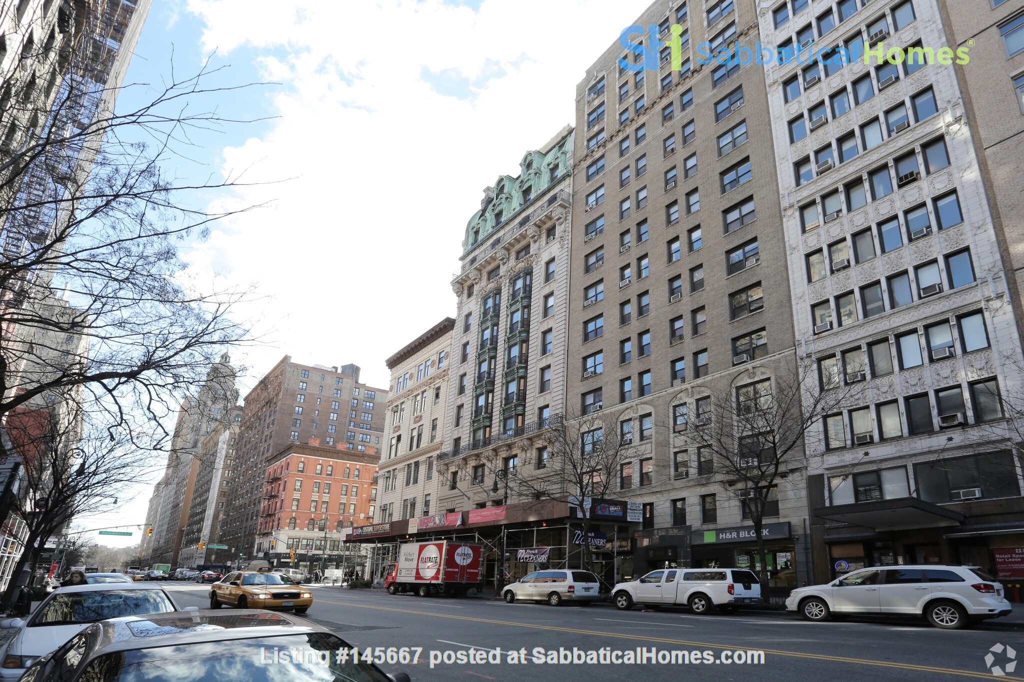 72nd & Columbus - Studio Great Location in Upper West Side by Central Park Home Rental in New York, New York, United States 1