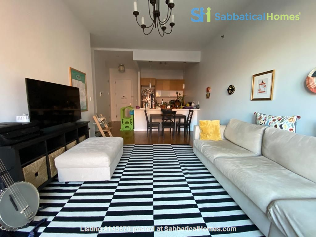 Child safe spacious two bedroom in Park Slope Home Rental in Kings County, New York, United States 0