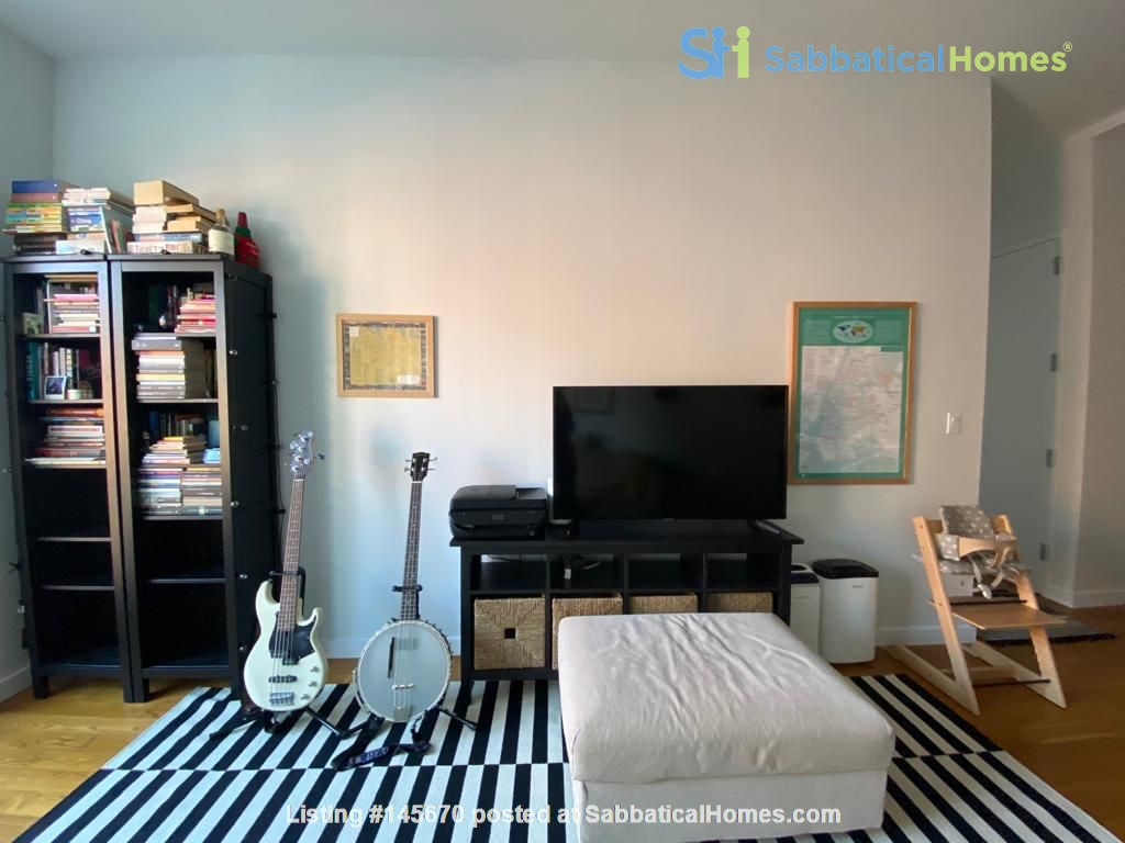 Child safe spacious two bedroom in Park Slope Home Rental in Kings County, New York, United States 1