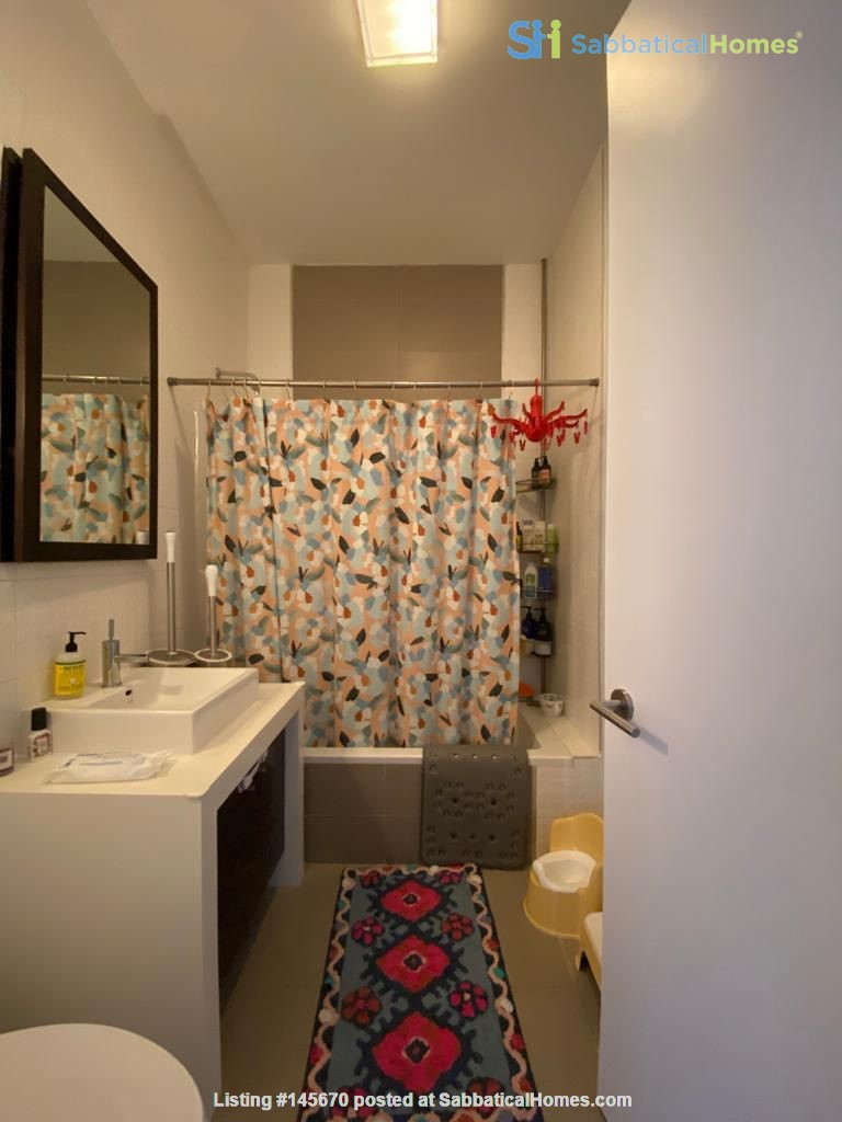 Child safe spacious two bedroom in Park Slope Home Rental in Kings County, New York, United States 3