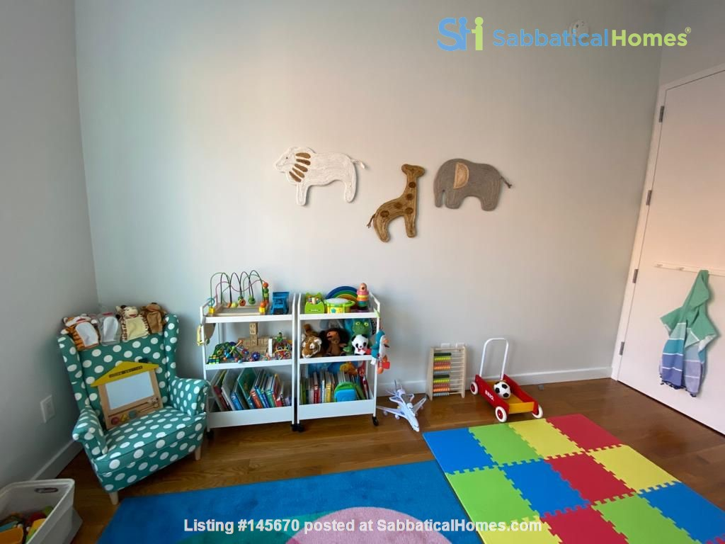 Child safe spacious two bedroom in Park Slope Home Rental in Kings County, New York, United States 7