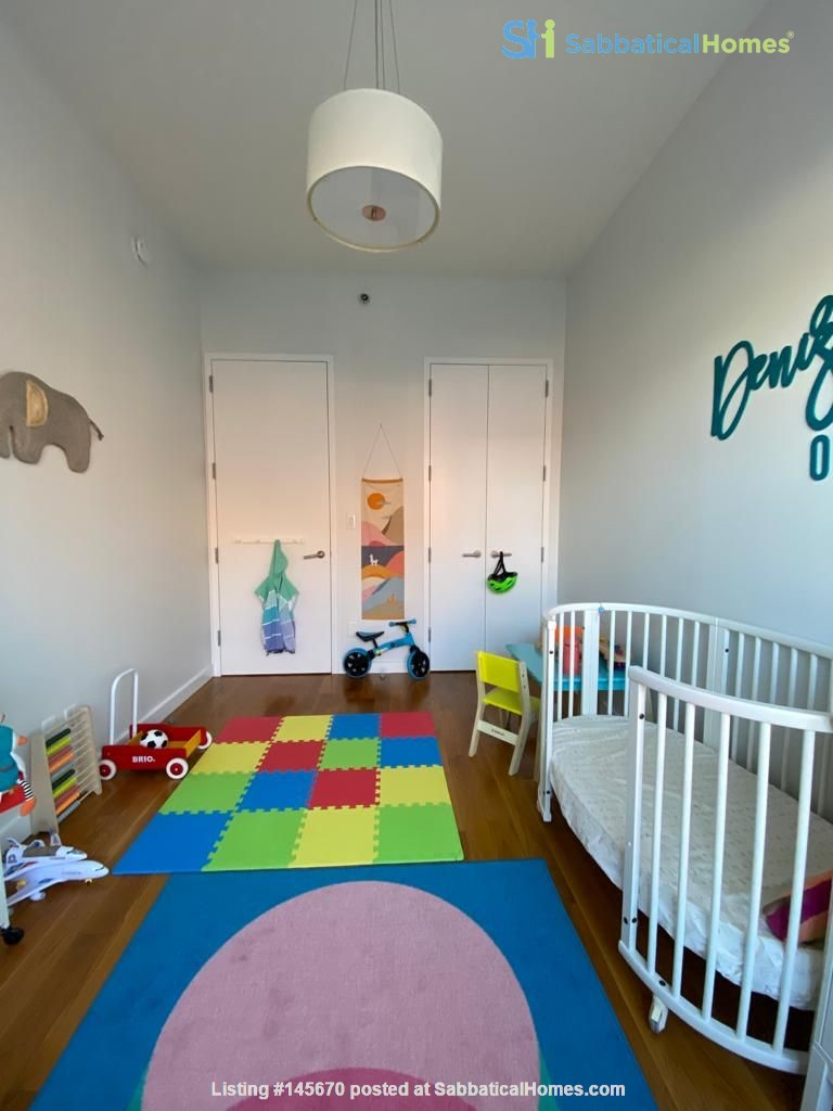Child safe spacious two bedroom in Park Slope Home Rental in Kings County, New York, United States 8