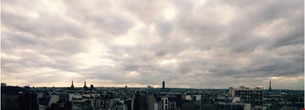 Very large, sunny and quite flat with an amazing view over Paris Home Rental in Paris 7 - thumbnail