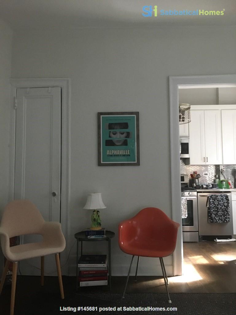 One bedroom sabbatical rental on UWS near Columbia Univ (09/21-06/22) Home Rental in New York, New York, United States 4