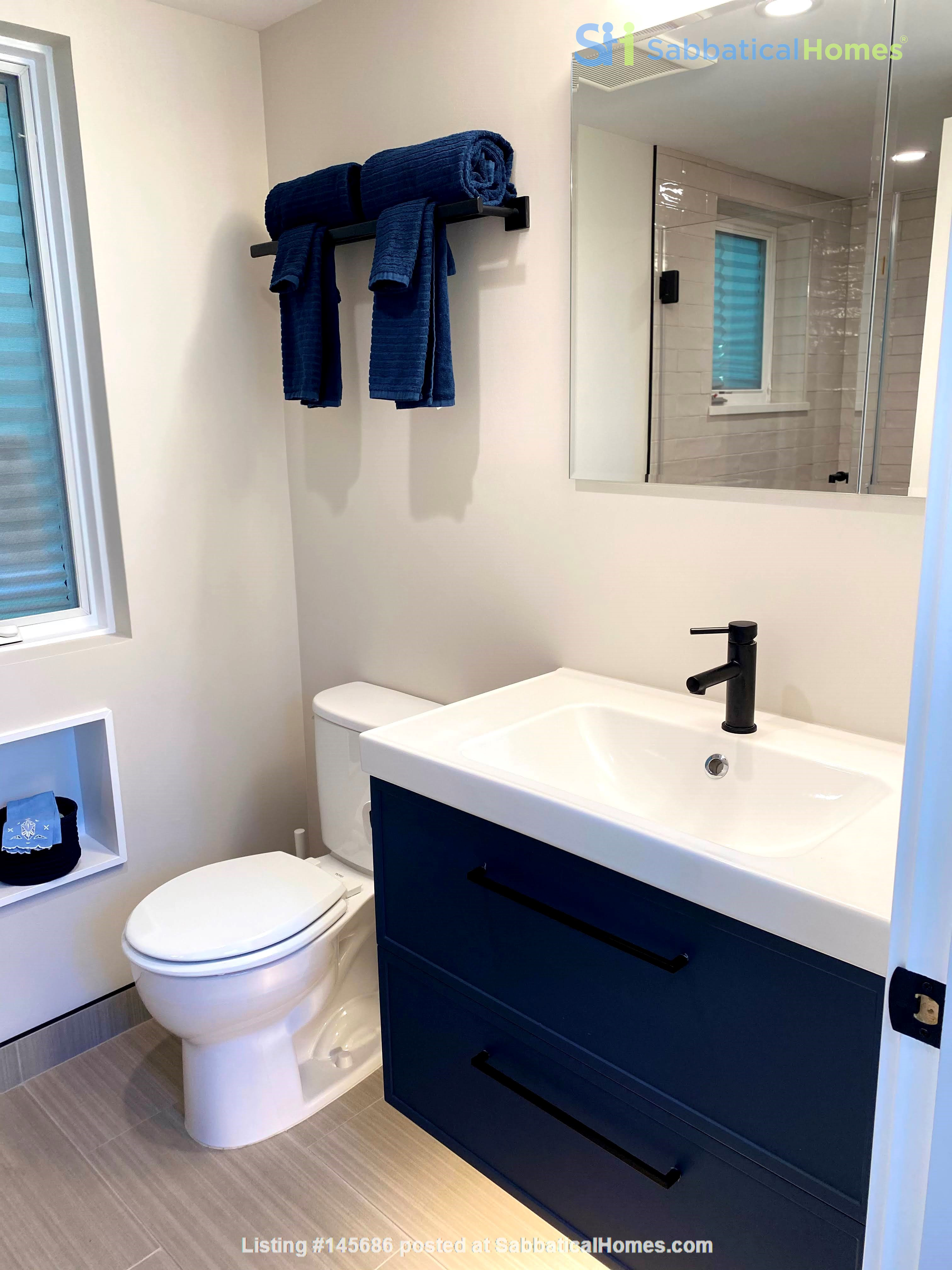 Newly Built Cosy and Modern South Berkeley Backyard Cottage - 1 Bed/1 Bath Home Rental in Berkeley 7