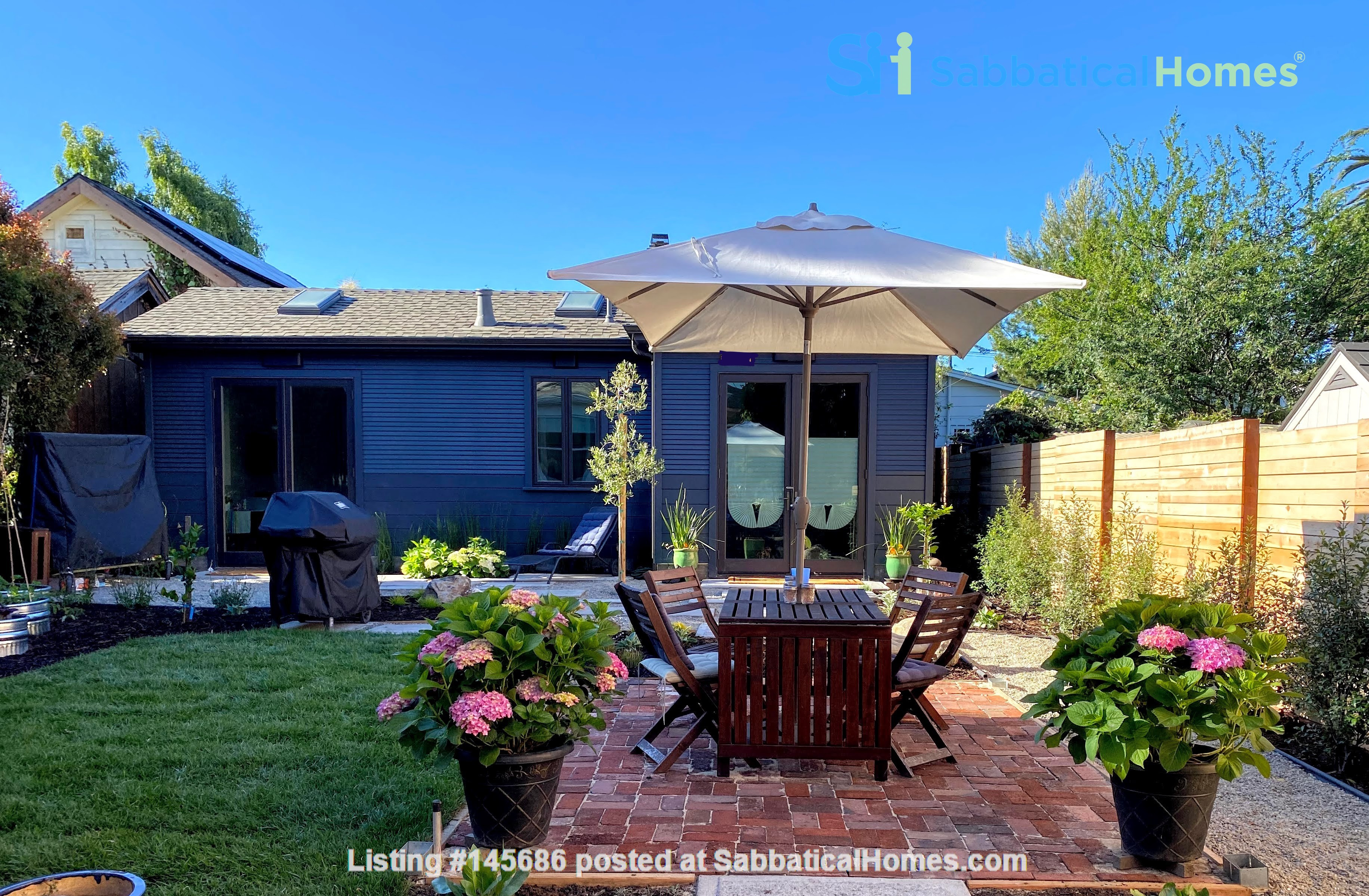 Newly Built Cosy and Modern South Berkeley Backyard Cottage - 1 Bed/1 Bath Home Rental in Berkeley 1