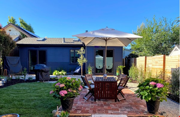 Newly Built Cosy and Modern South Berkeley Backyard Cottage - 1 Bed/1 Bath Home Rental in Berkeley 1 - thumbnail