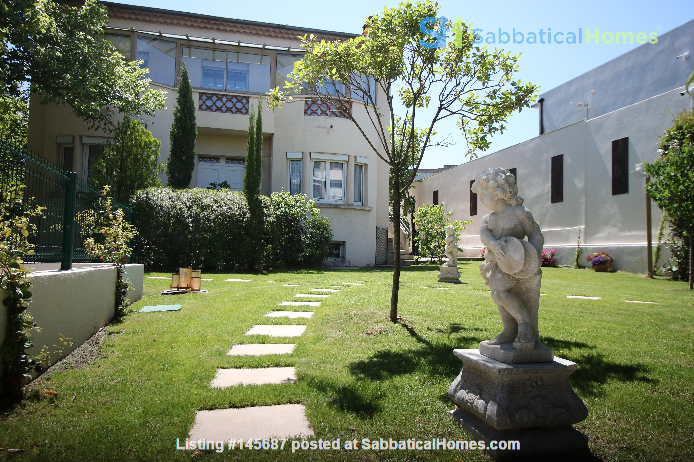 Villa Saint Jérôme modern city center Home Rental in Aix-en-Provence, Provence-Alpes-Côte d'Azur, France 0
