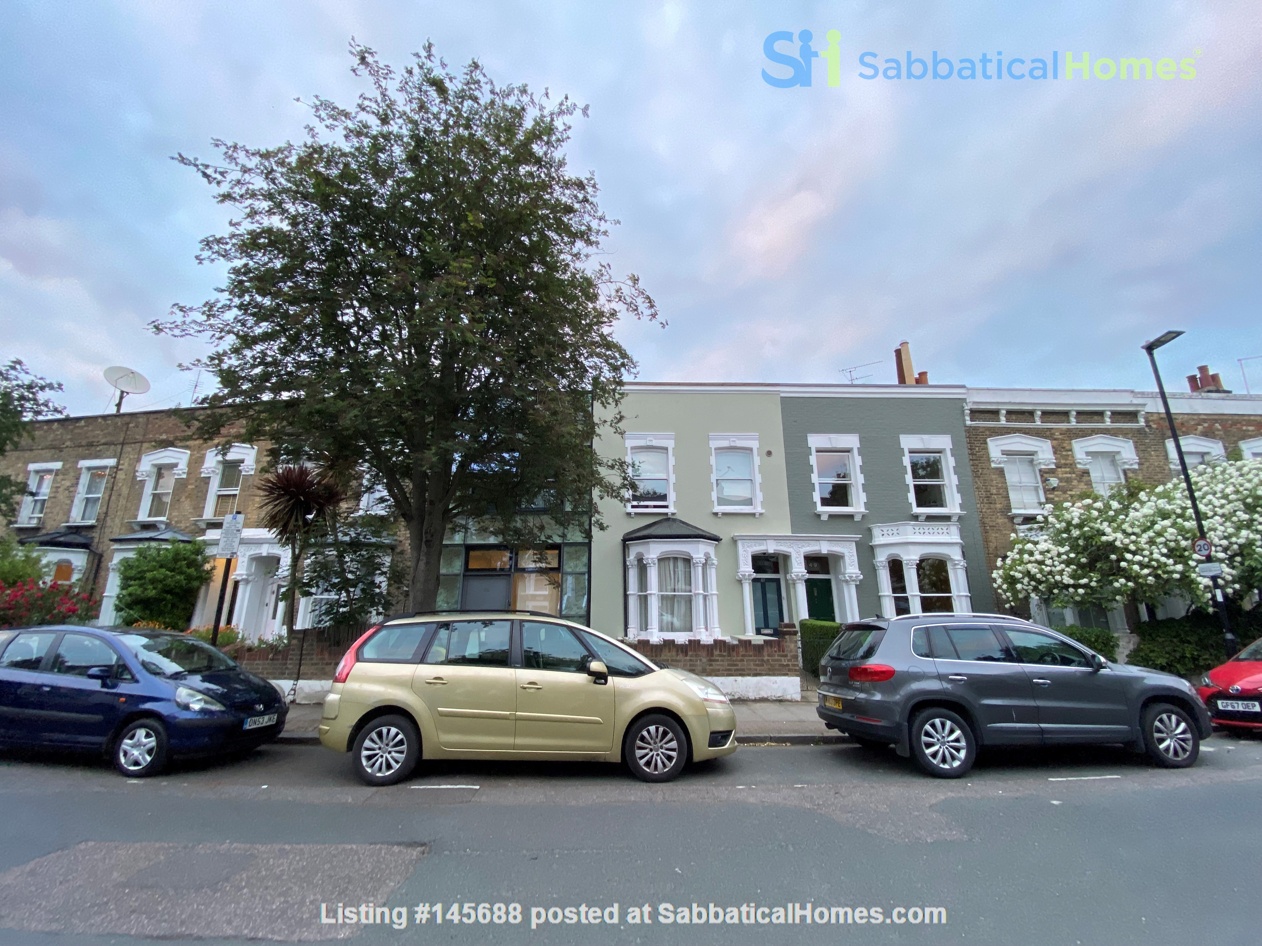 Beautiful family house in London, Islington Home Exchange in Greater London, England, United Kingdom 0