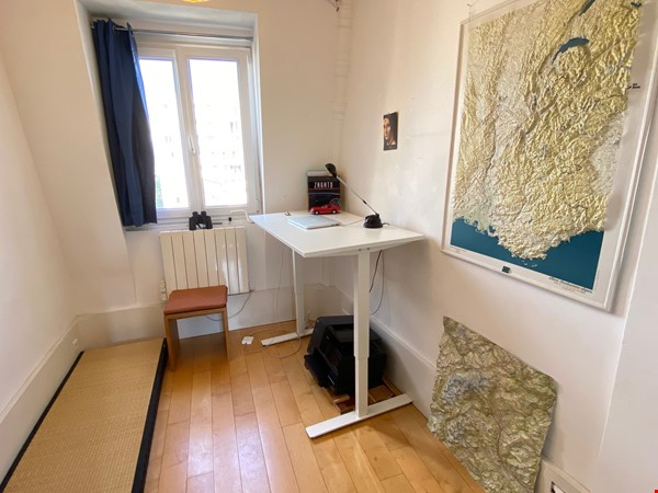 Live above the Catacombs: light-filled, top-floor apartment in Paris 14th Home Rental in Paris 9 - thumbnail