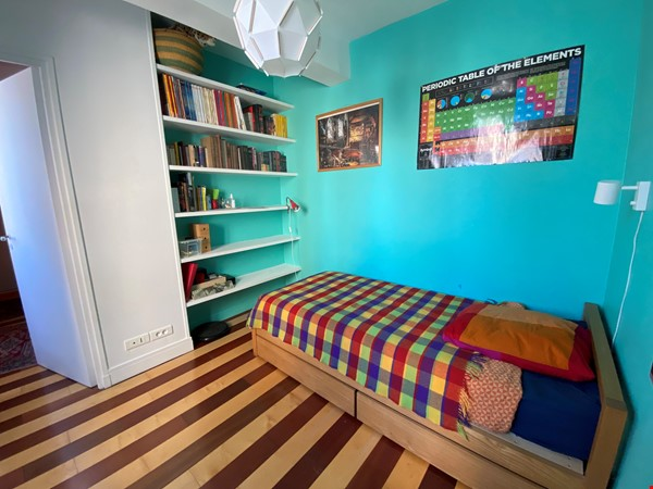 Live above the Catacombs: light-filled, top-floor apartment in Paris 14th Home Rental in Paris 8 - thumbnail