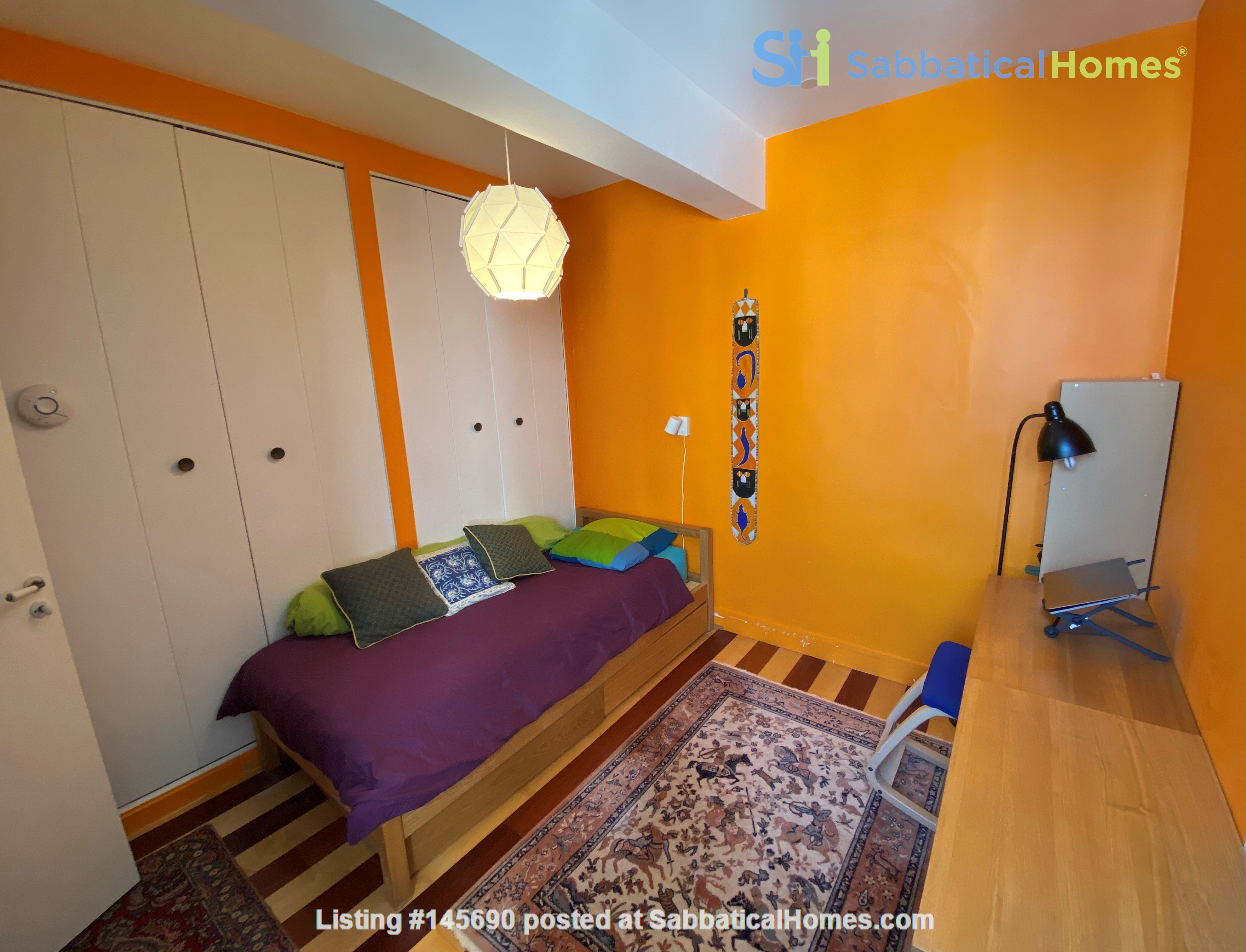 Live above the Catacombs: light-filled, top-floor apartment in Paris 14th Home Rental in Paris, Île-de-France, France 7
