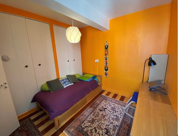 Live above the Catacombs: light-filled, top-floor apartment in Paris 14th Home Rental in Paris 7 - thumbnail