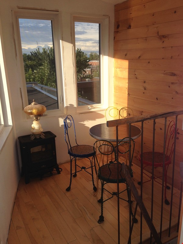 6 1/2 apartment with roof terrace in the heart of the Plateau Mont-Royal Home Rental in Montréal 2 - thumbnail