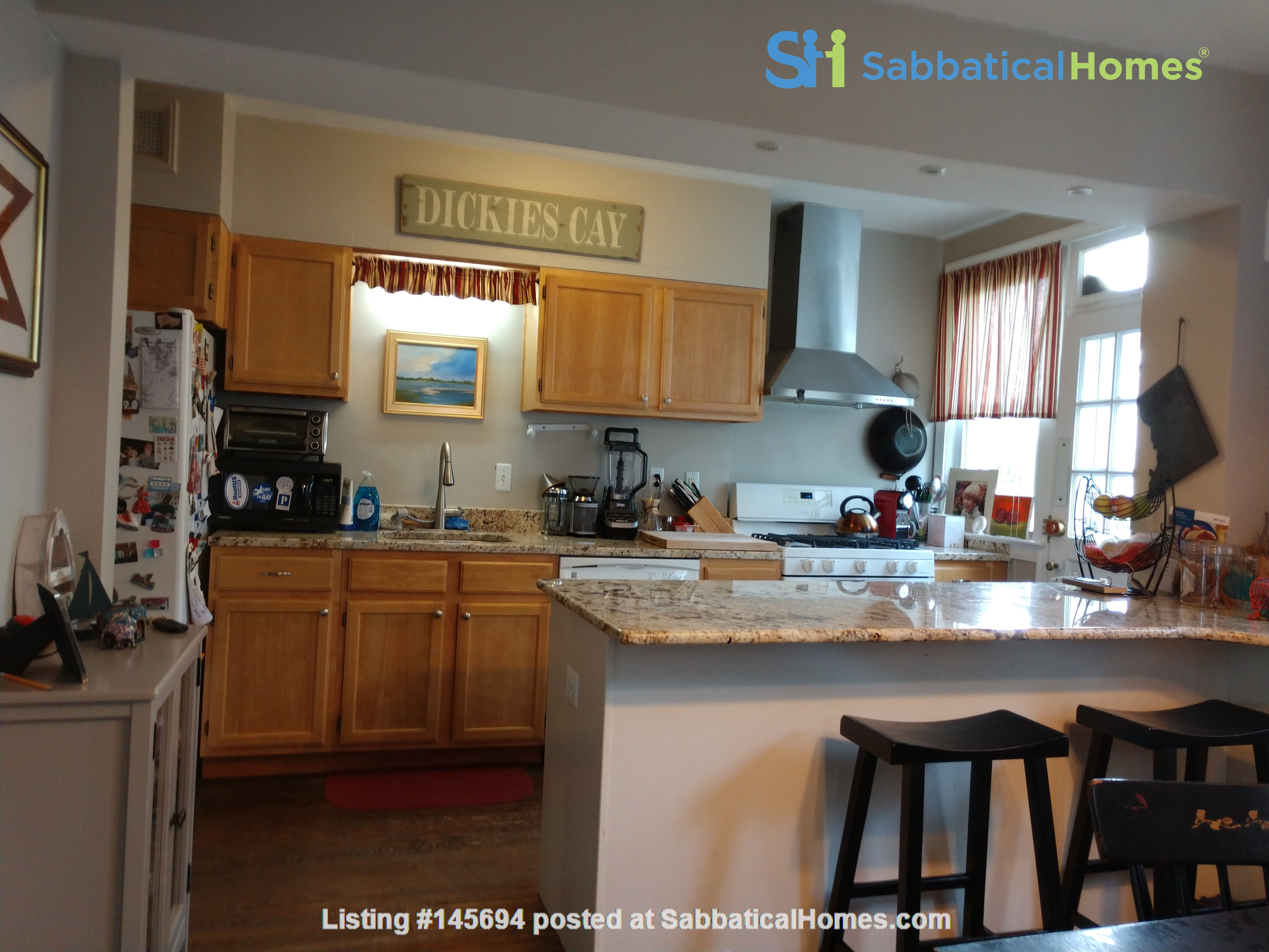 Great Family Home in DC for 2nd Semester Home Rental in Washington, District of Columbia, United States 4