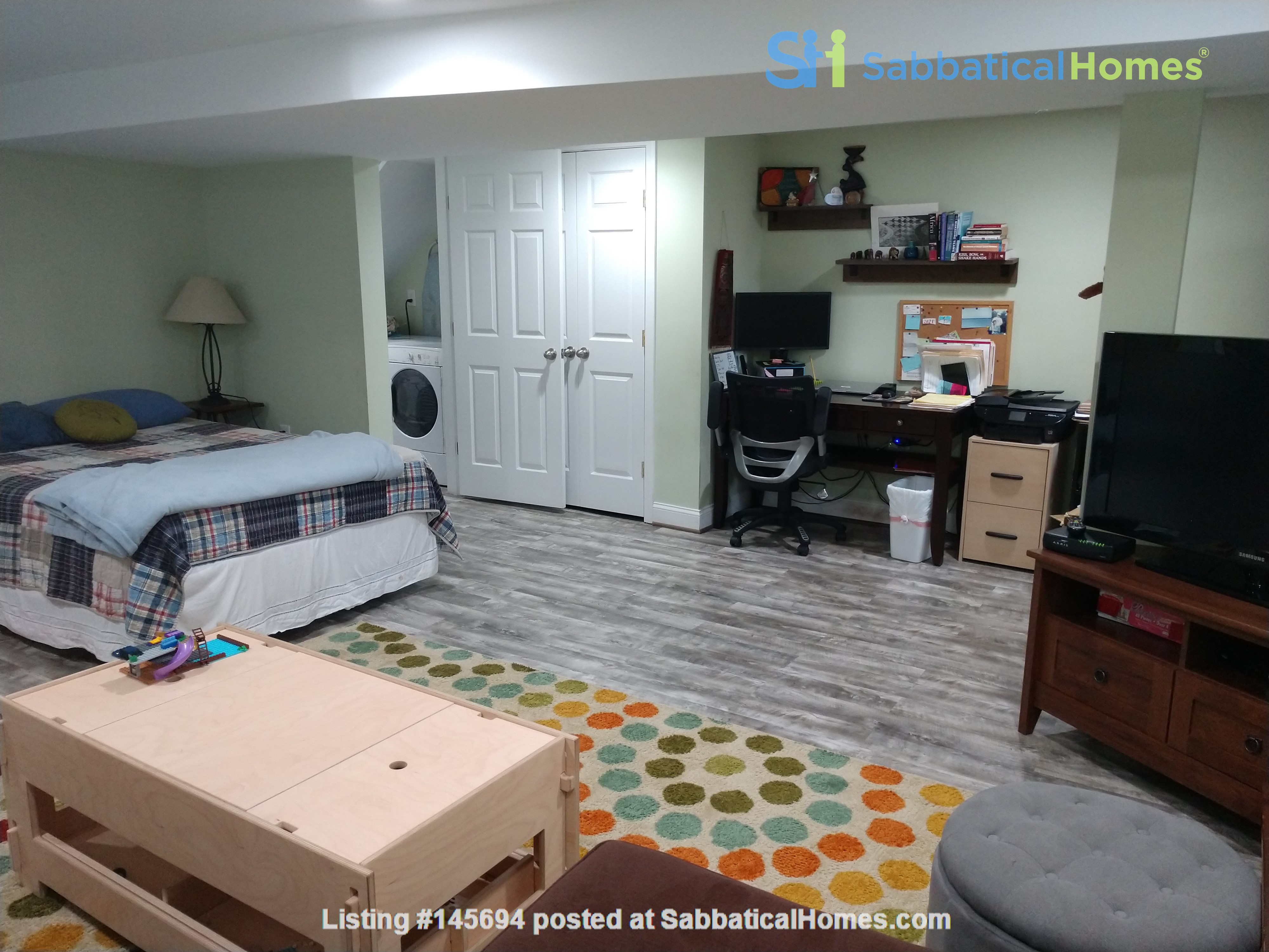 Great Family Home in DC for 2nd Semester Home Rental in Washington, District of Columbia, United States 5