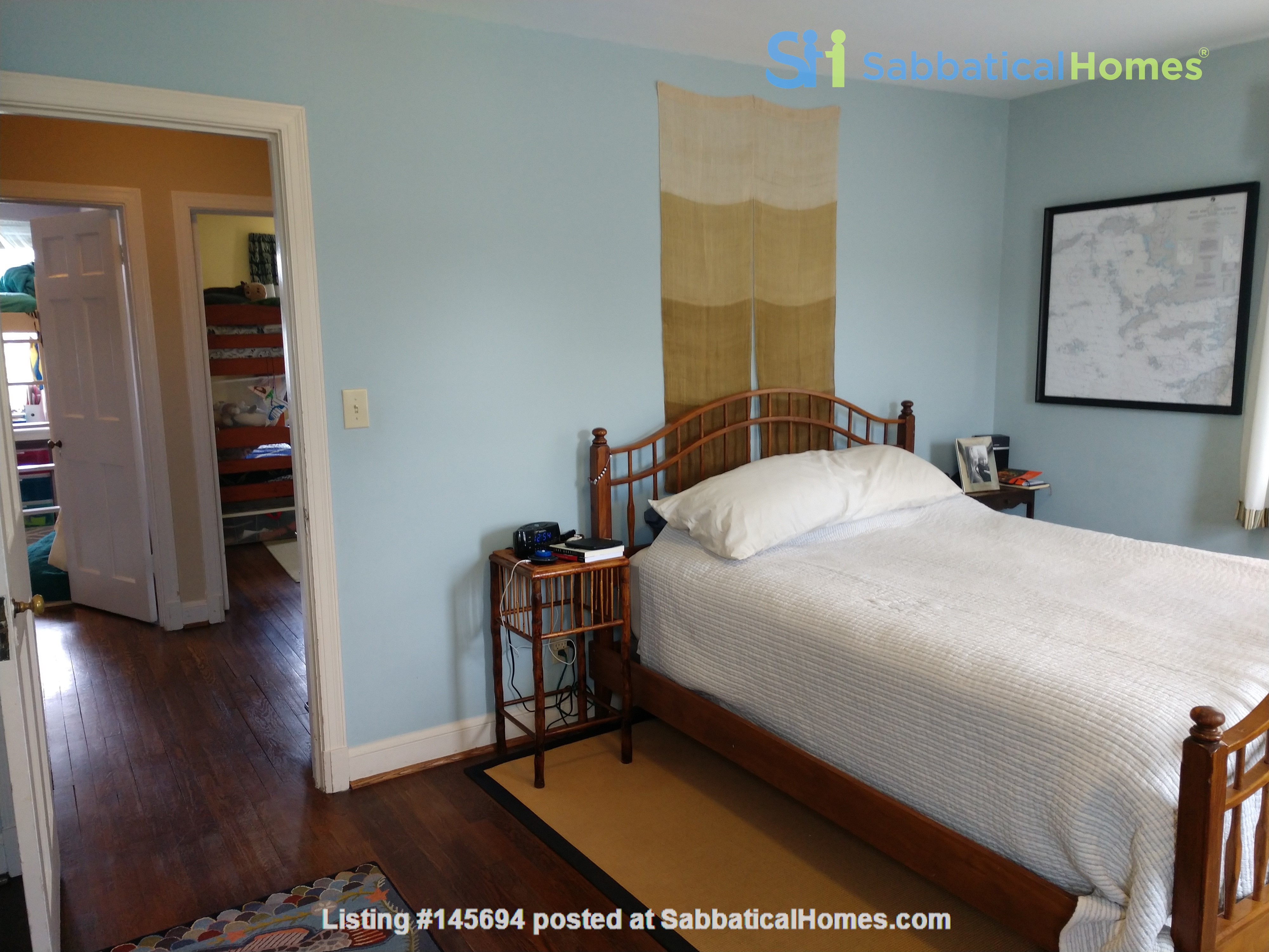 Great Family Home in DC for 2nd Semester Home Rental in Washington, District of Columbia, United States 6