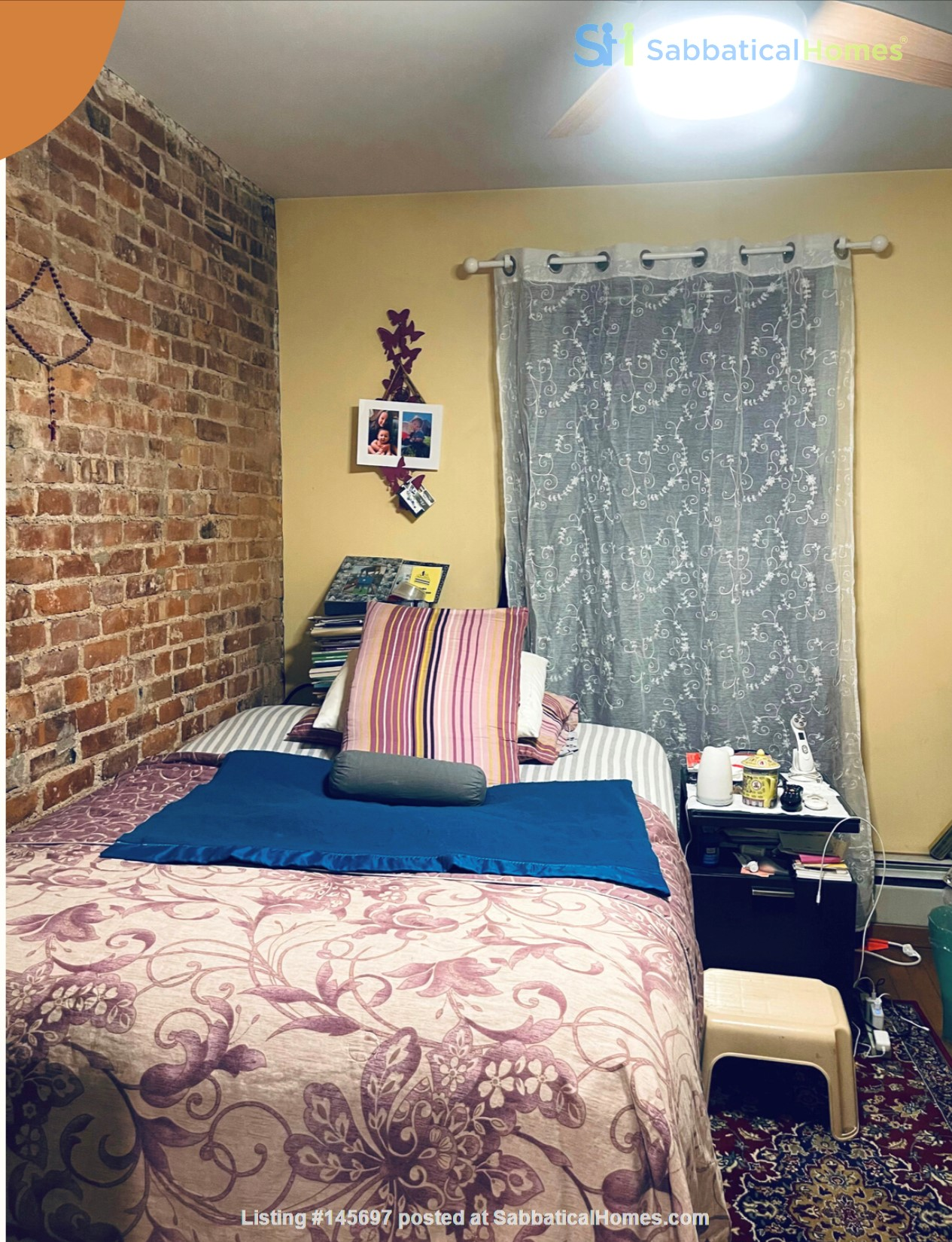Recently renovated  casually comfortable brownstone Home Rental in Kings County, New York, United States 9