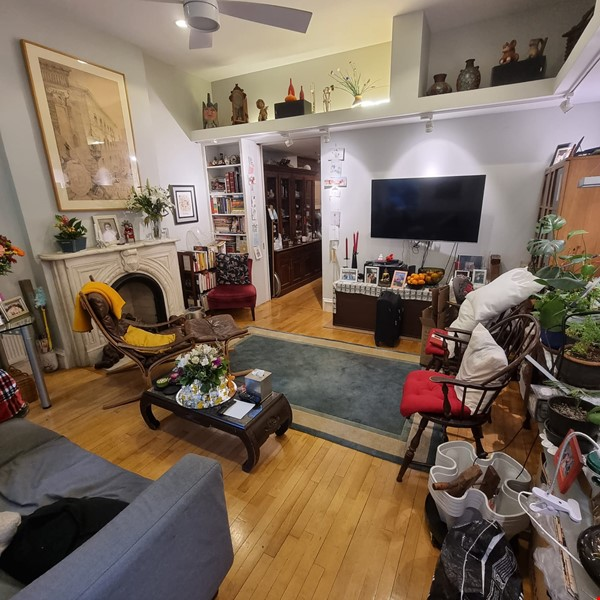 Recently renovated  casually comfortable brownstone Home Rental in  4 - thumbnail