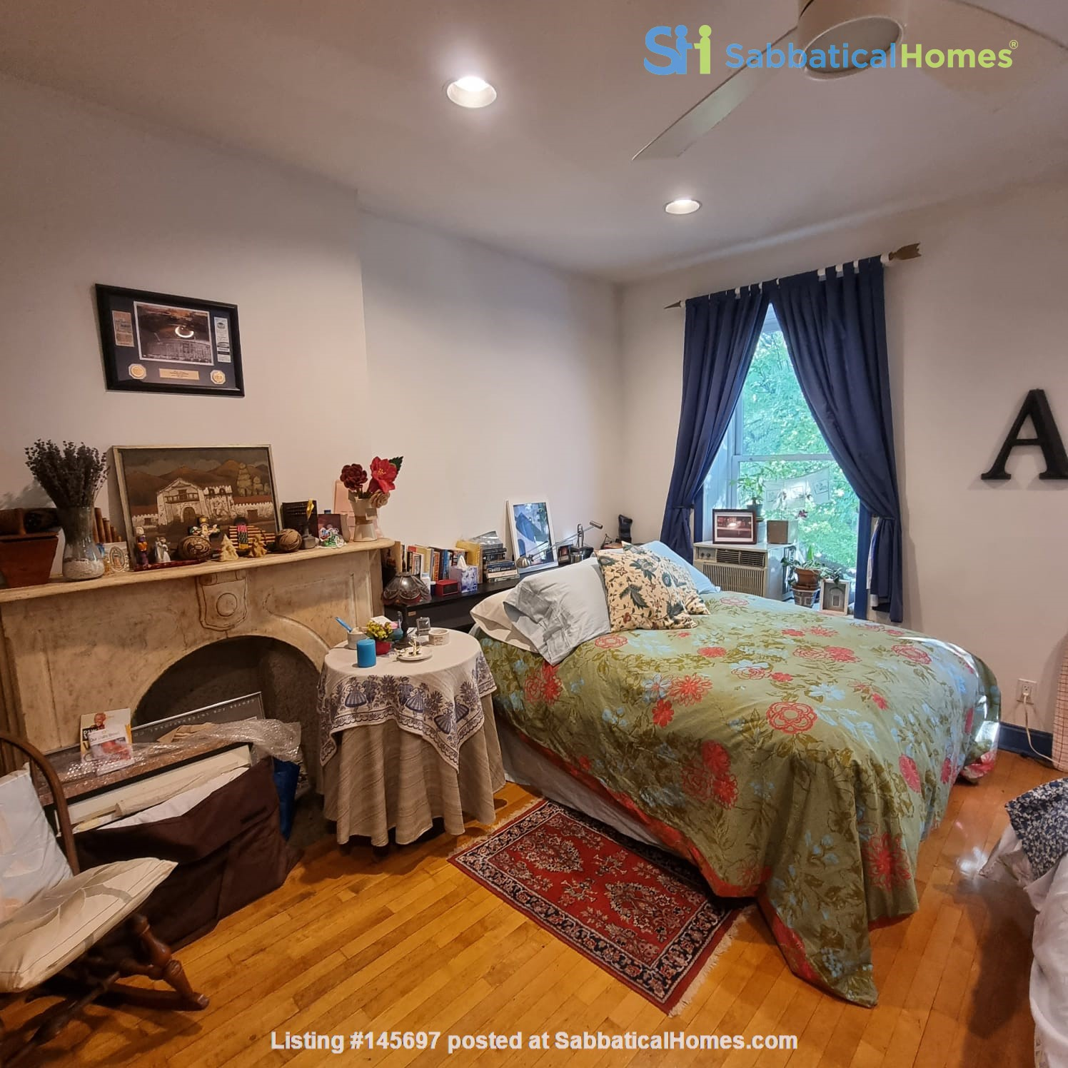 Recently renovated  casually comfortable brownstone Home Rental in Kings County, New York, United States 7