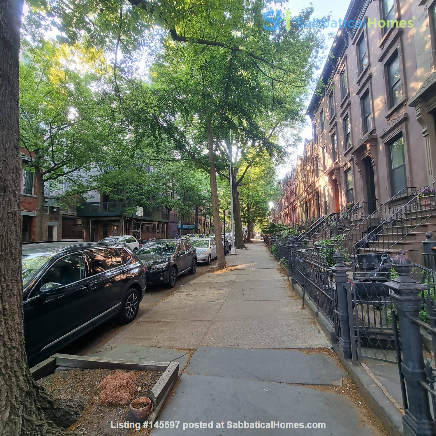 Recently renovated  casually comfortable brownstone Home Rental in Kings County, New York, United States 0
