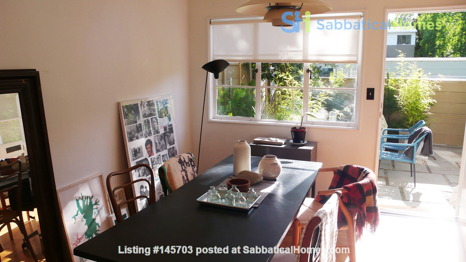 Light-filled 2BR townhouse with large patio in urban oasis in Los Angeles Home Rental in Los Angeles, California, United States 1