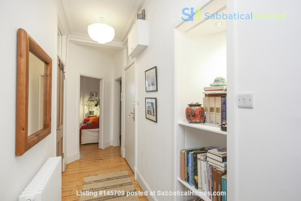 Bright single bedroom available for academic tenant Home Rental in Edinburgh, Scotland, United Kingdom 8