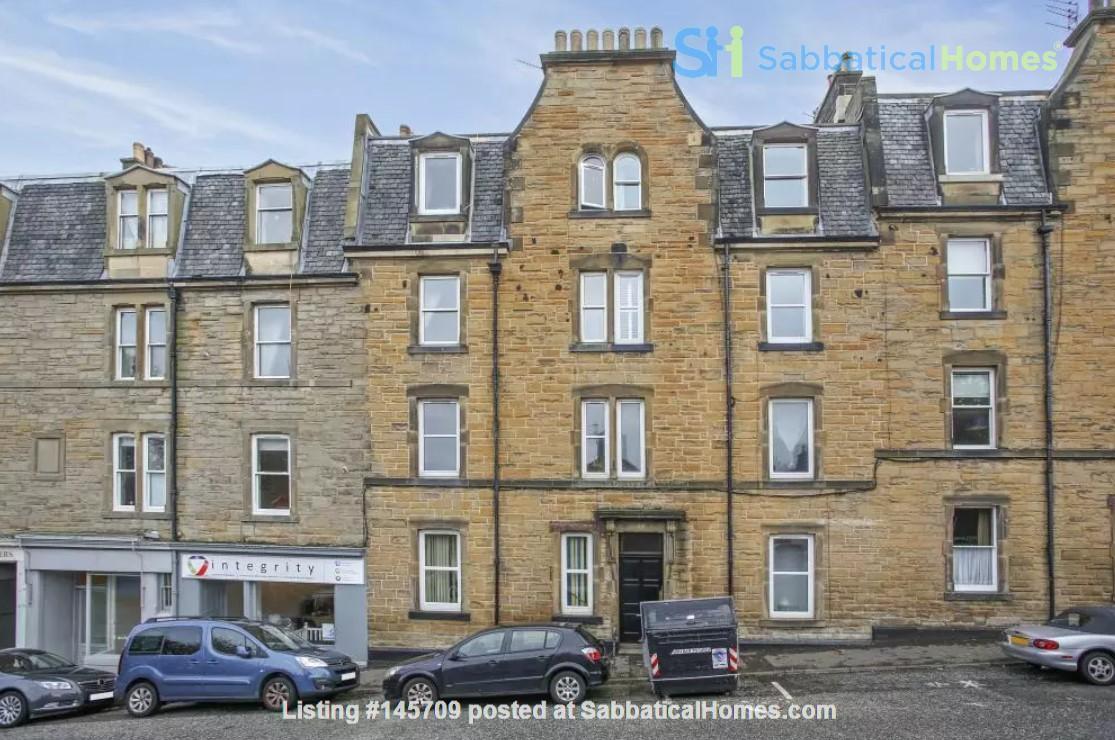 Bright single bedroom available for academic tenant Home Rental in Edinburgh, Scotland, United Kingdom 6
