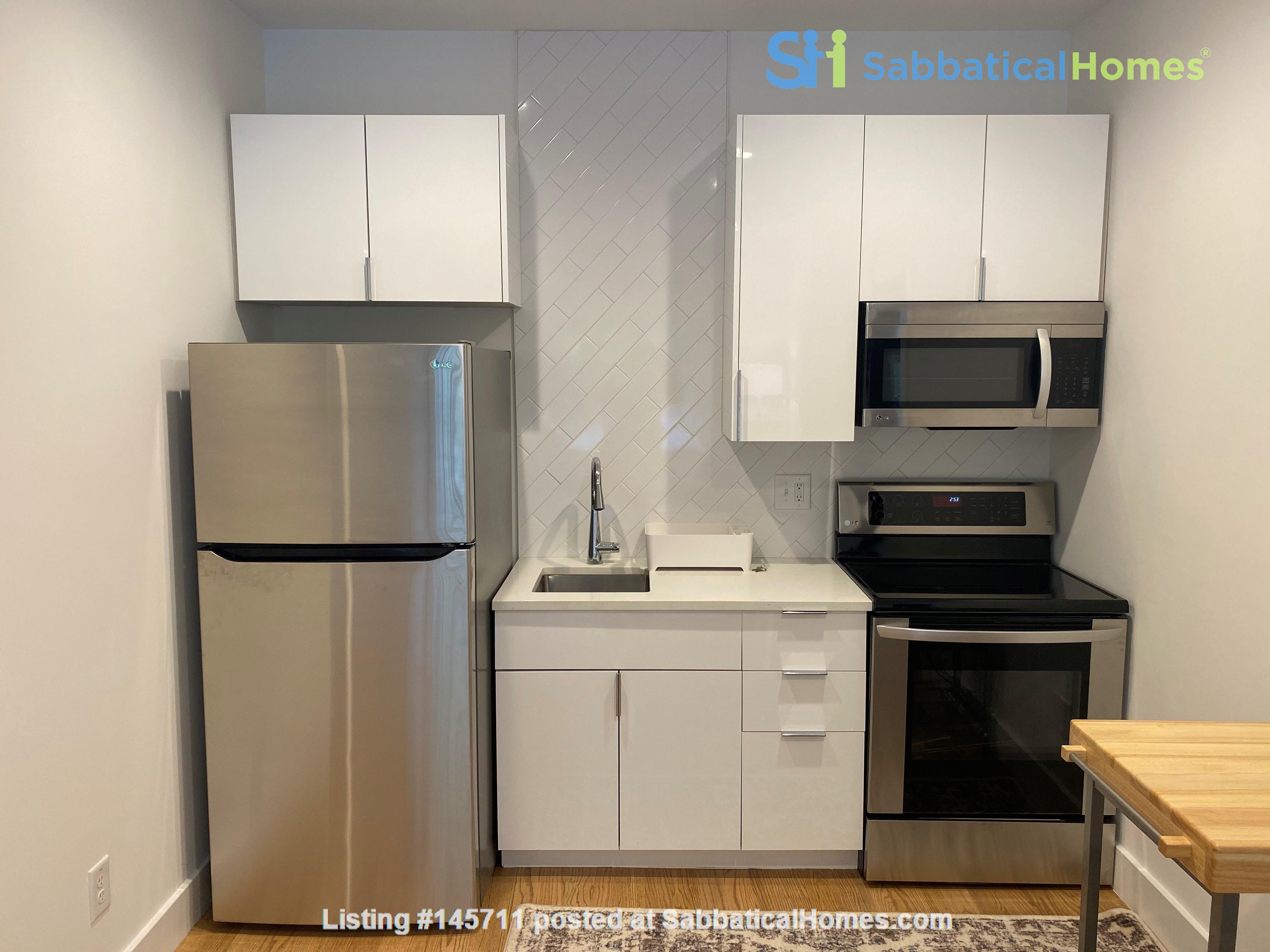 Furnished Brand New Studio Walkable to Duke and Downtown Durham Home Rental in Durham, North Carolina, United States 1