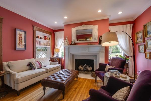5 BR/3 + 2 BA Historic gem in Belmont-Hillsboro Home Rental in Nashville 3 - thumbnail
