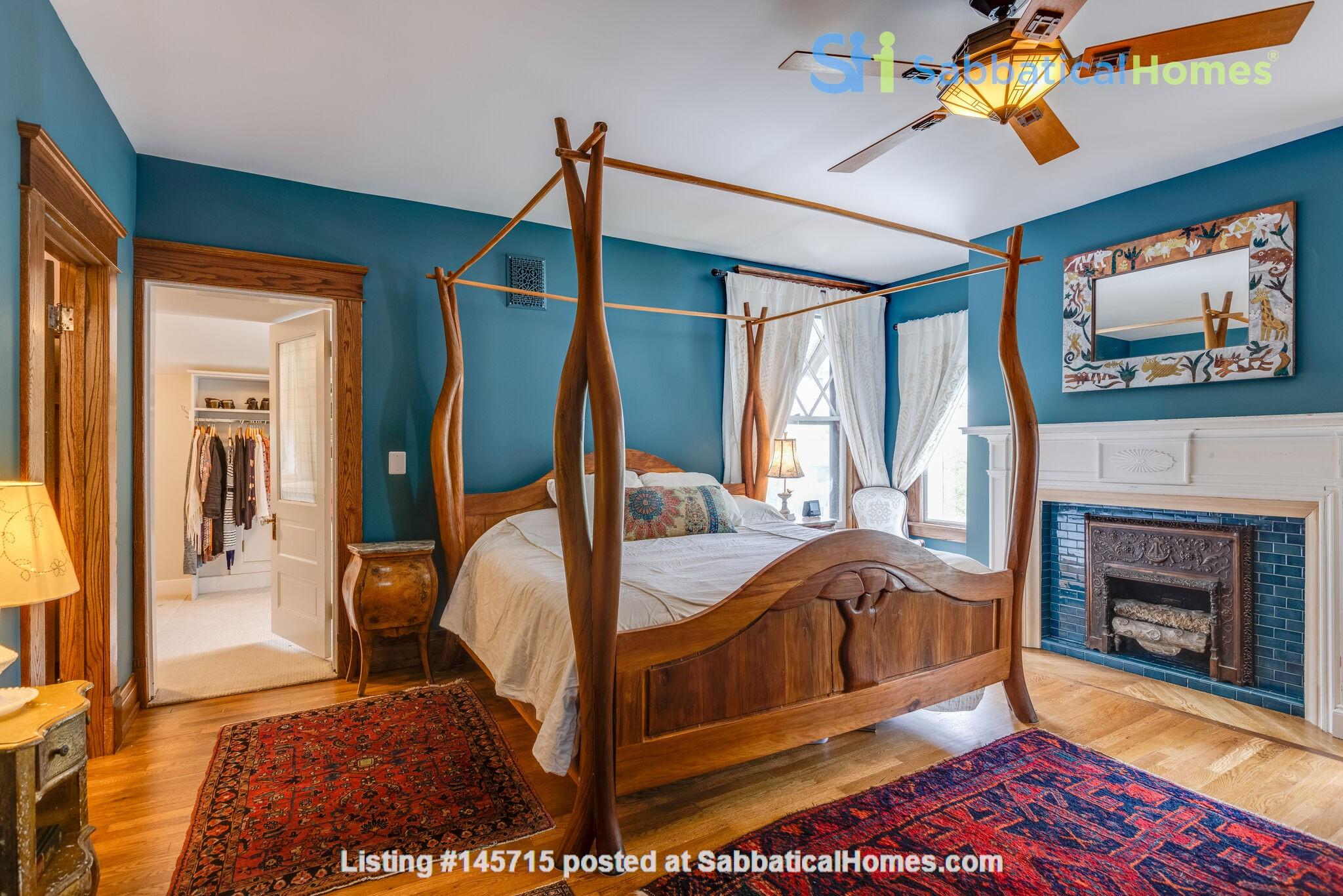 5 BR/3 + 2 BA Historic gem in Belmont-Hillsboro Home Rental in Nashville 7