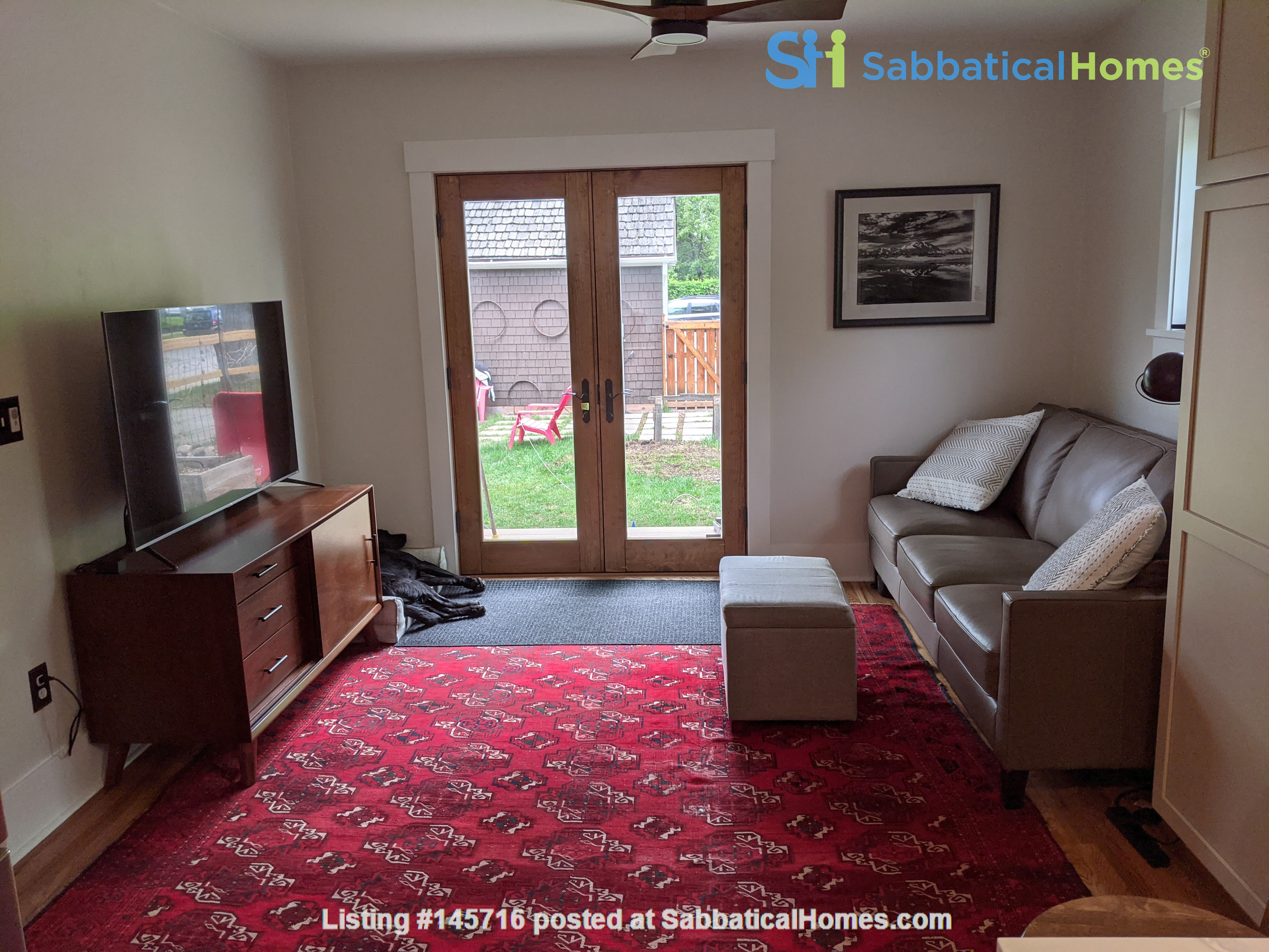 Fabulous family home one block from UM campus Home Rental in Missoula, Montana, United States 4