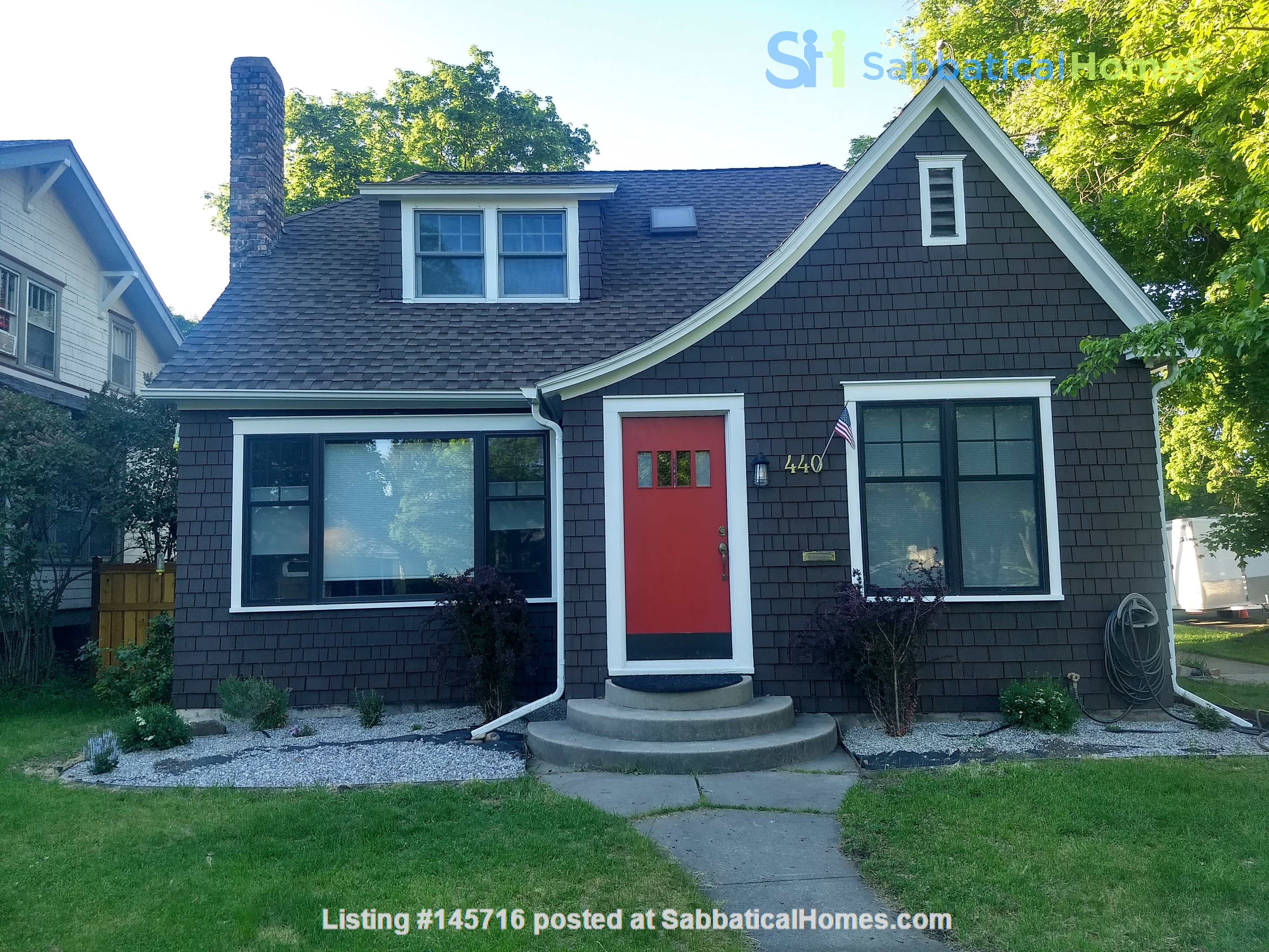 Fabulous family home one block from UM campus Home Rental in Missoula, Montana, United States 0